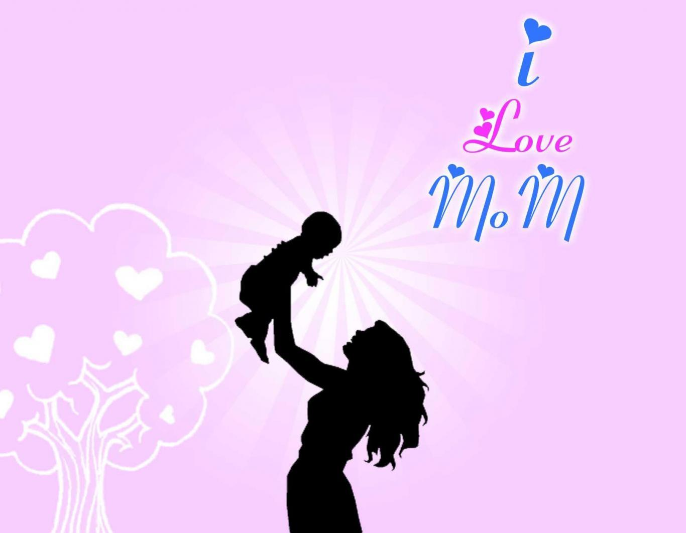 I Love You Mommy Wallpapers Wallpaper Cave