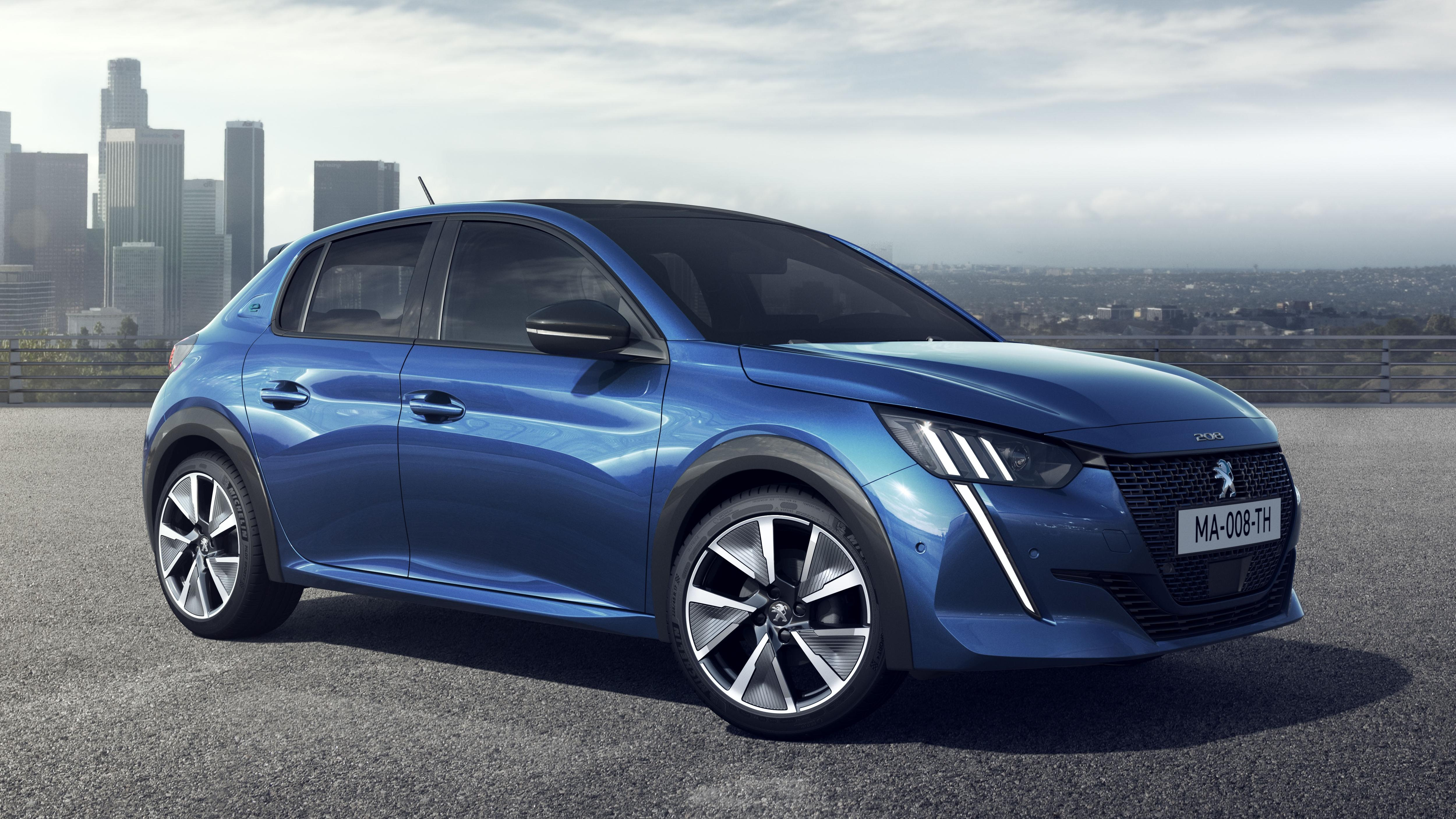 2019 Peugeot 208 Pictures, Photos, Wallpapers.