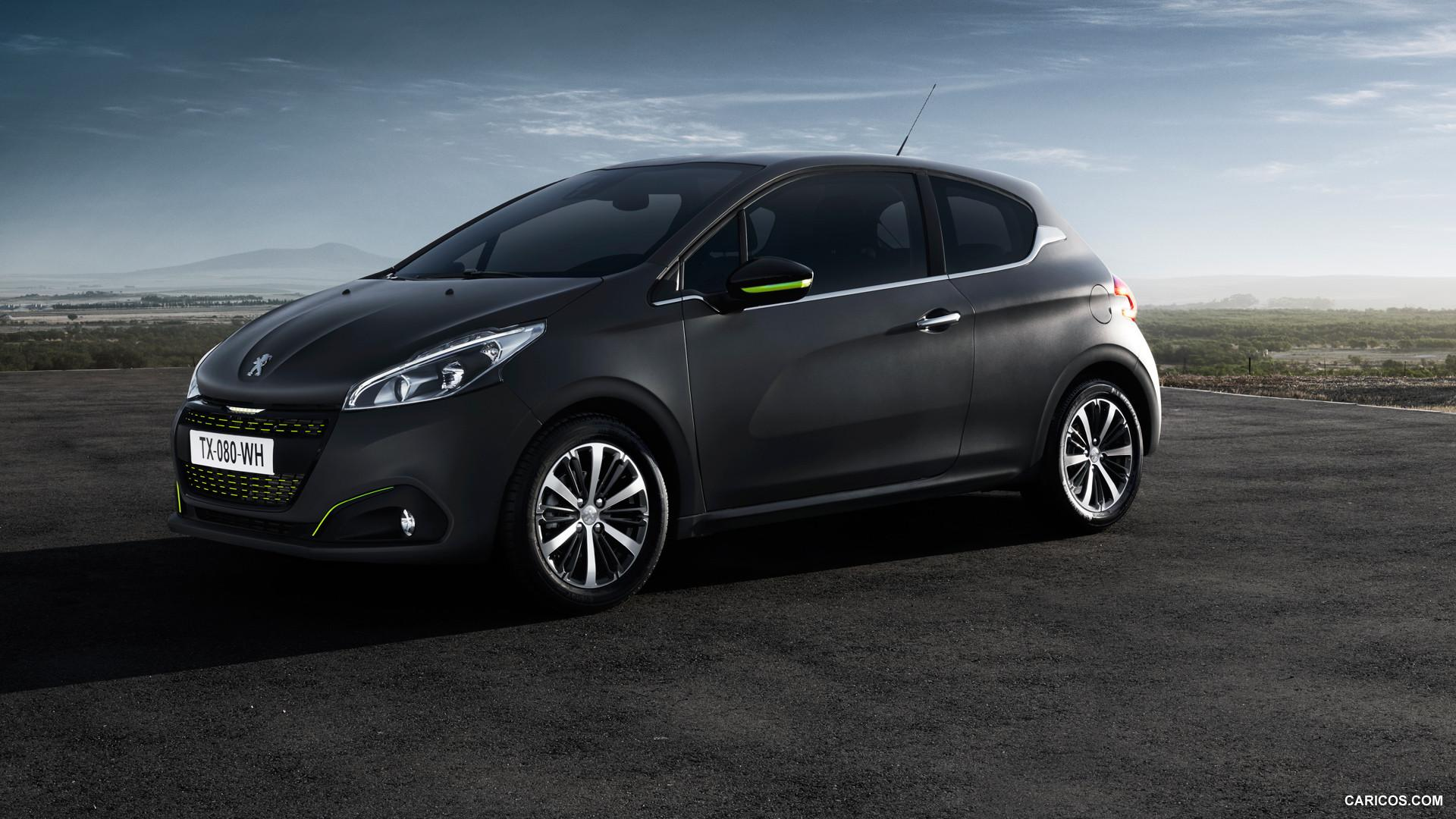 2016 Peugeot 208 Ice Silver