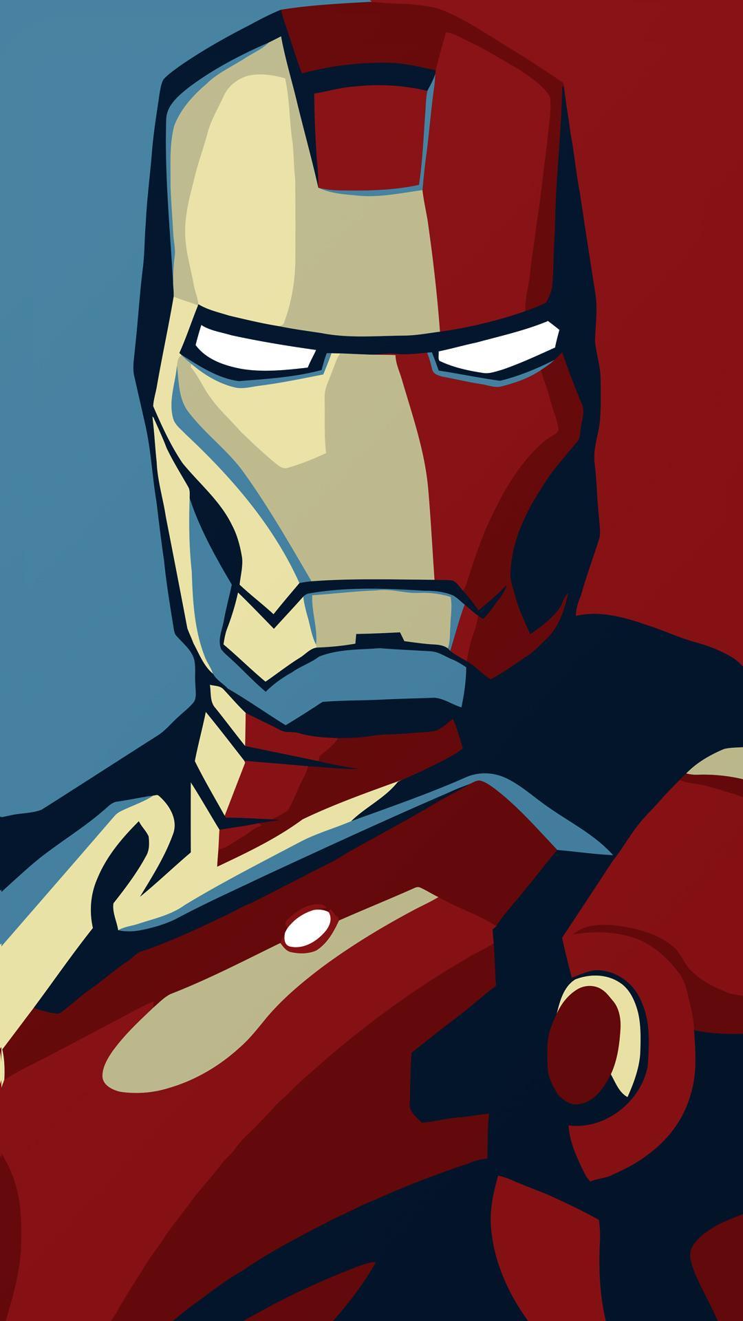 I Am Iron Man Wallpapers Wallpaper Cave