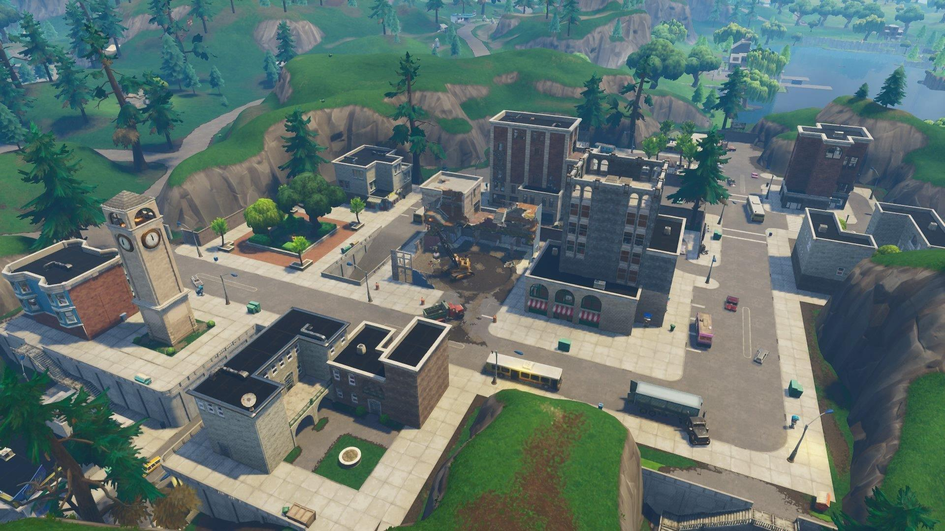 Fortnite worst places to land: What the statistics say