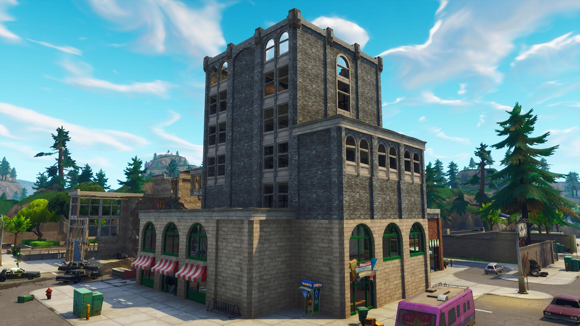 Trump Tower | Fortnite Battle Royale map Wiki | FANDOM powered by Wikia