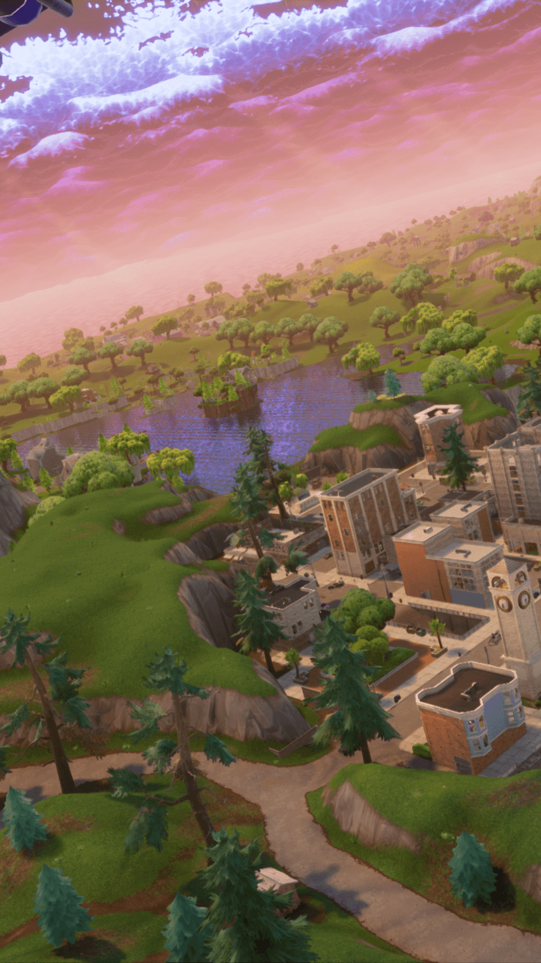 Tilted towers | cool pics in 2019 | Epic games, Videogames, Wallpaper