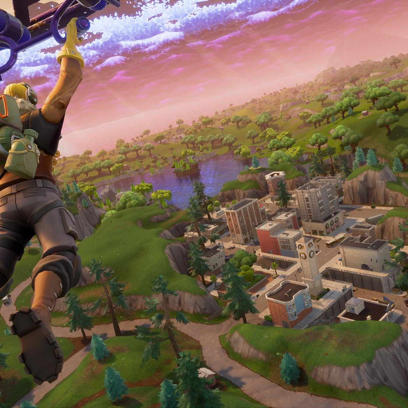 Fortnite players are preparing for Tilted Towers' final hours - Polygon