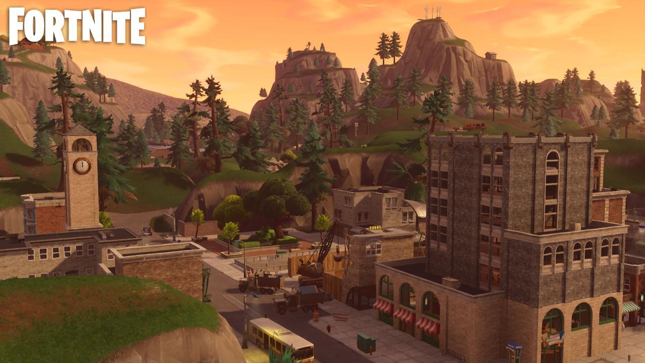 Fortnite's Tilted Towers might be destructible - Daily Gaming Report