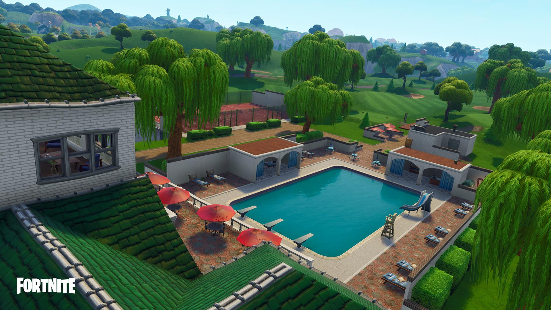 Fortnite Battle Royale - Populated Areas of Season 5 | Tom's Guide Forum