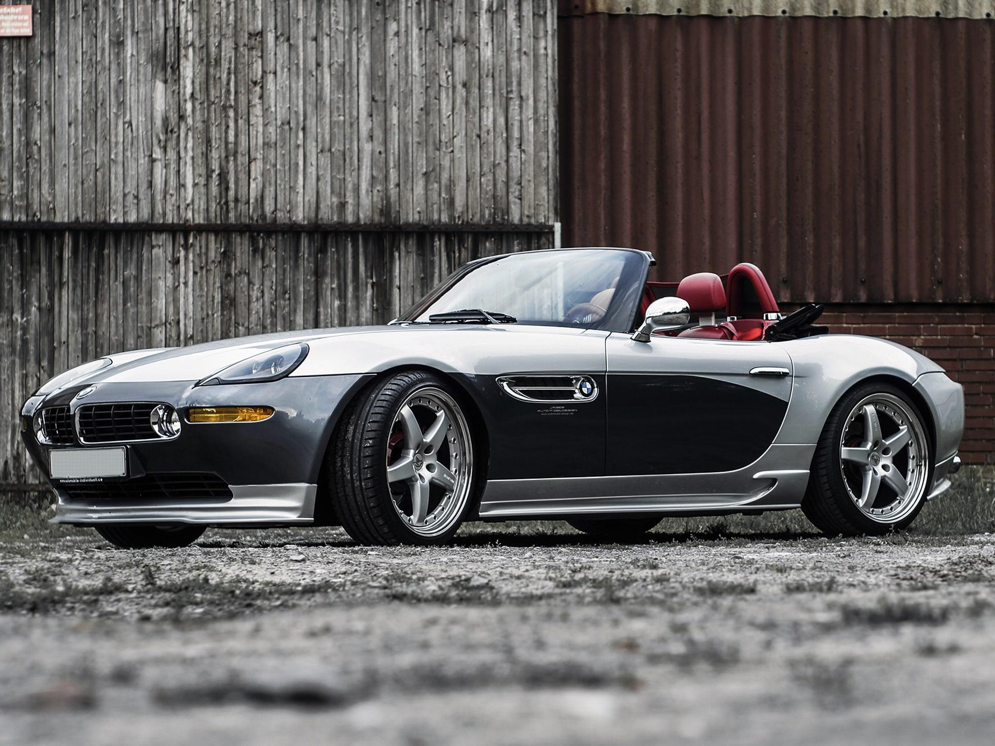 BMW Z8 Wallpapers - Wallpaper Cave