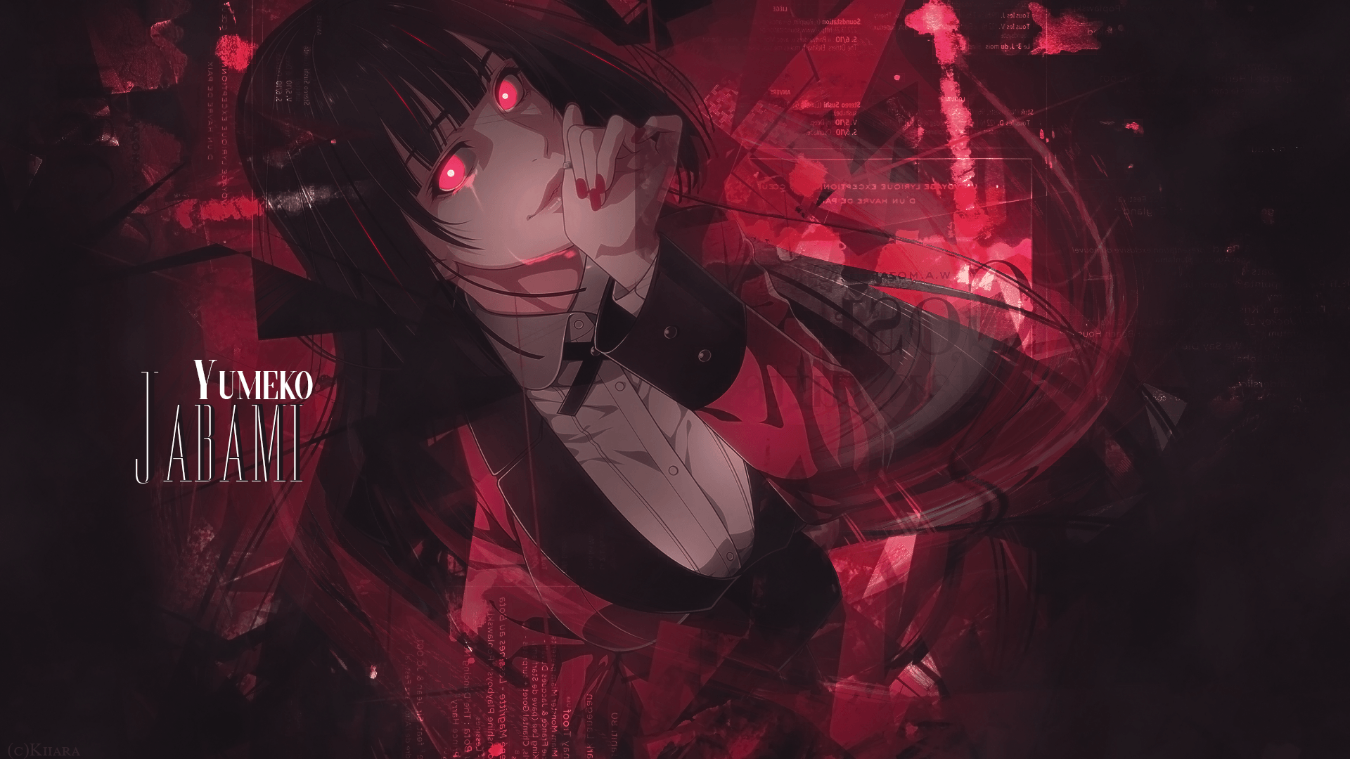 Kakegurui Teams Background 2