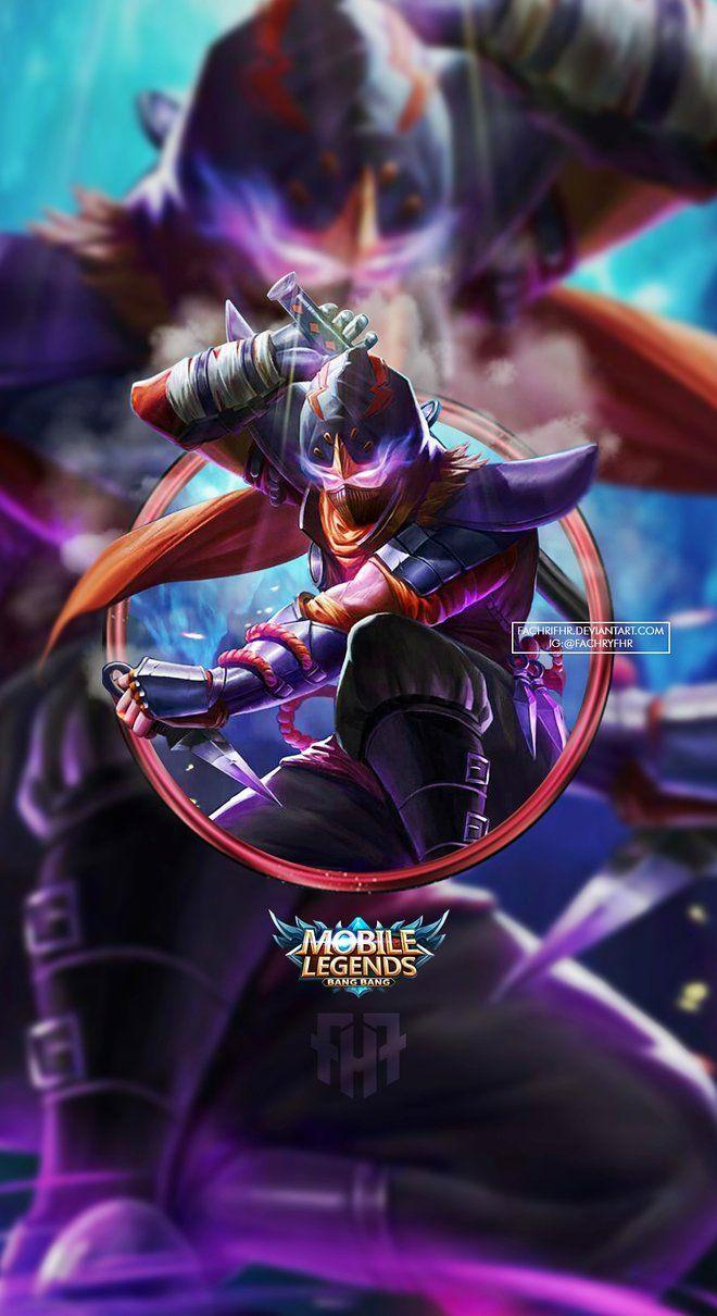 Download Mobile Legends Wallpaper Hd Hayabusa