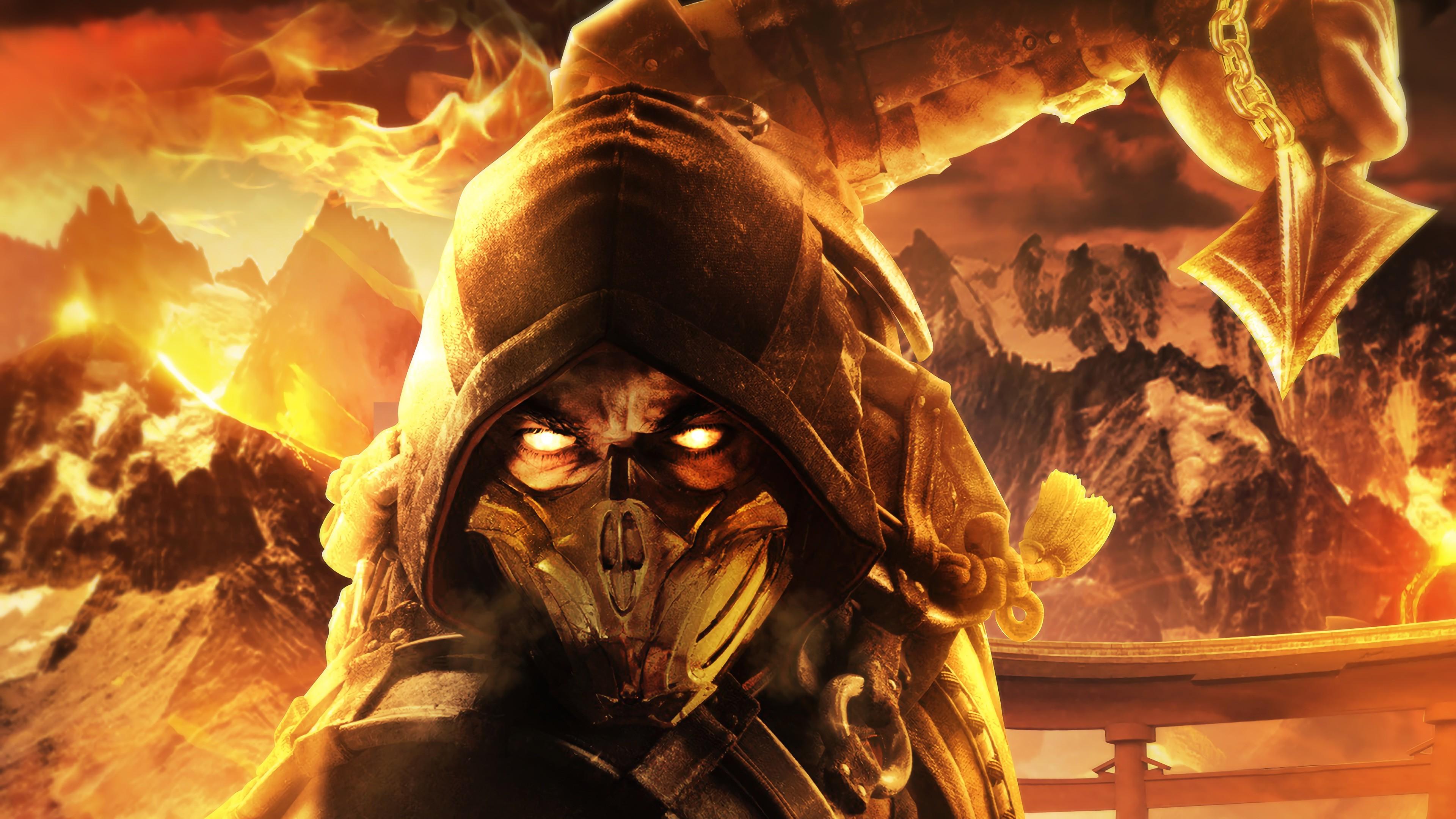 Iphone Mortal Kombat 11 Hd Wallpaper Wallpapershit