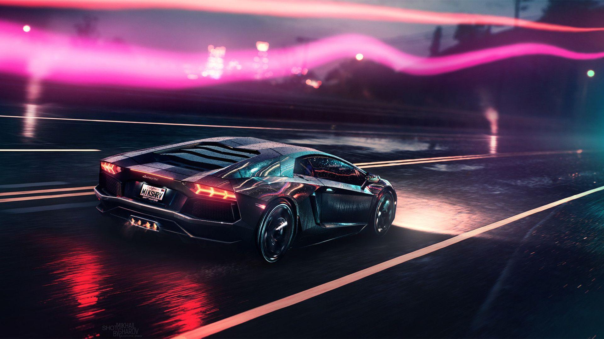 Wallpaper Cool Epic Lamborghini