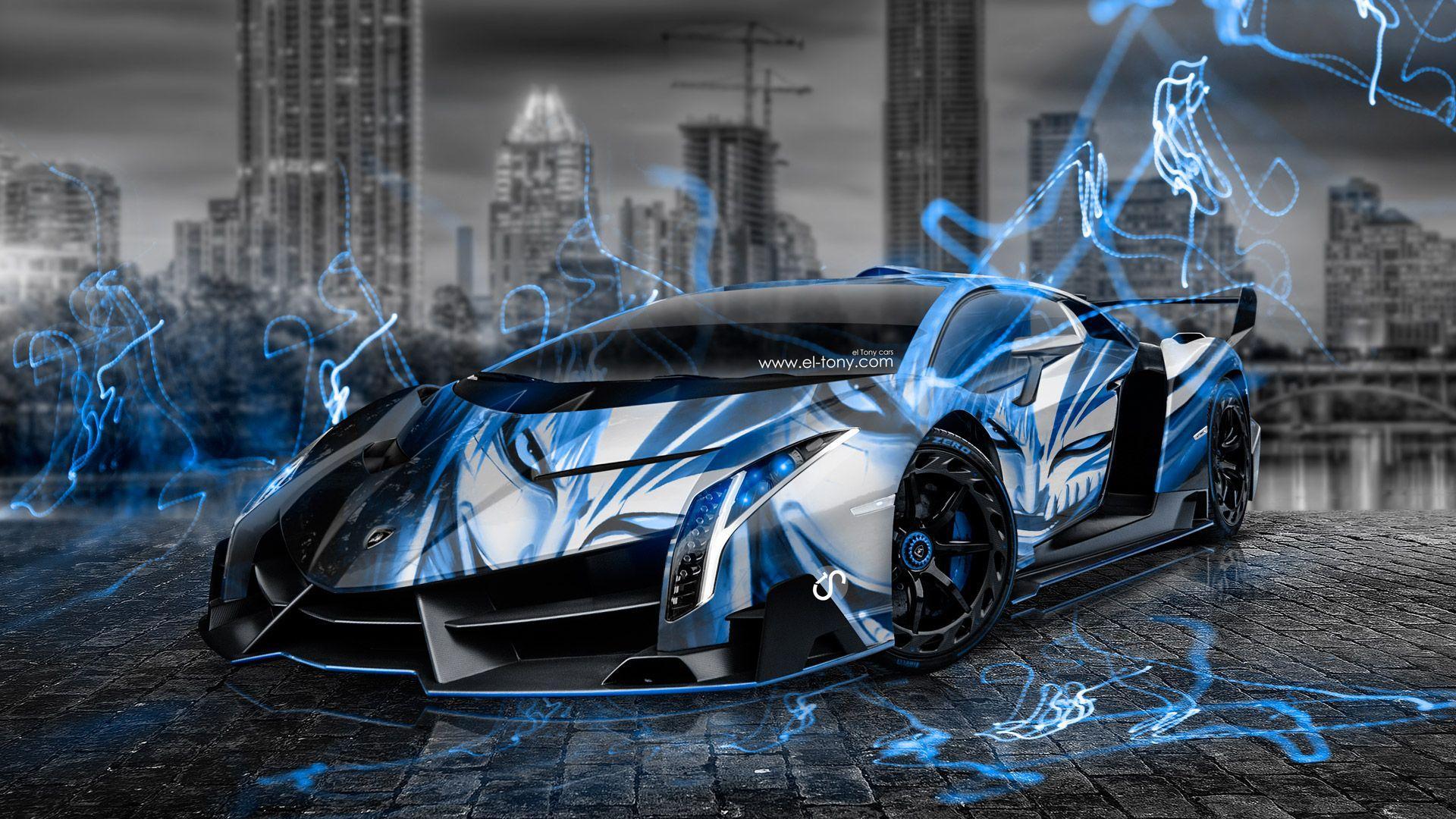Neon Lamborghini Wallpapers - Wallpaper Cave