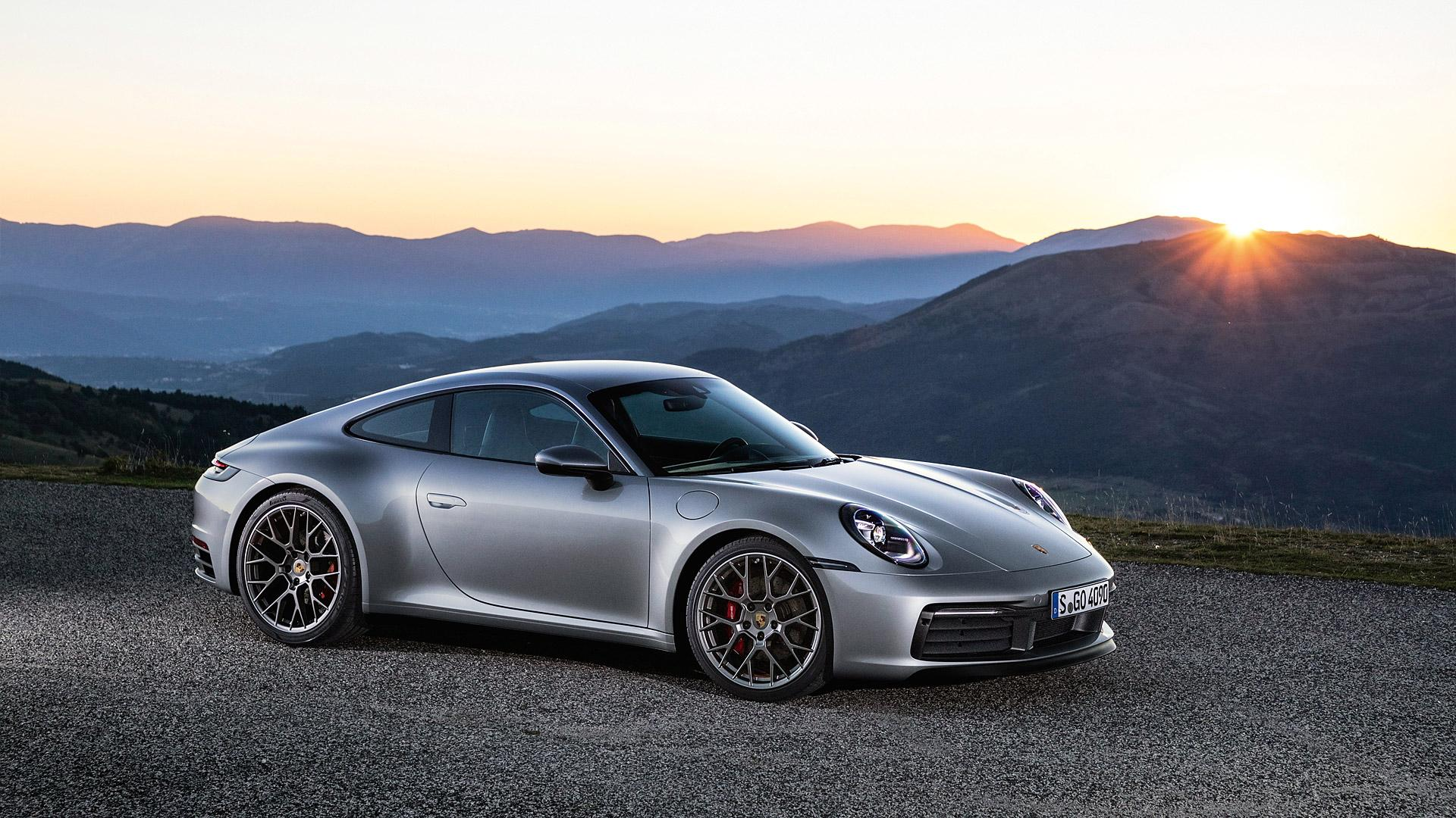 Porsche 911 Cabriolet Wallpapers
