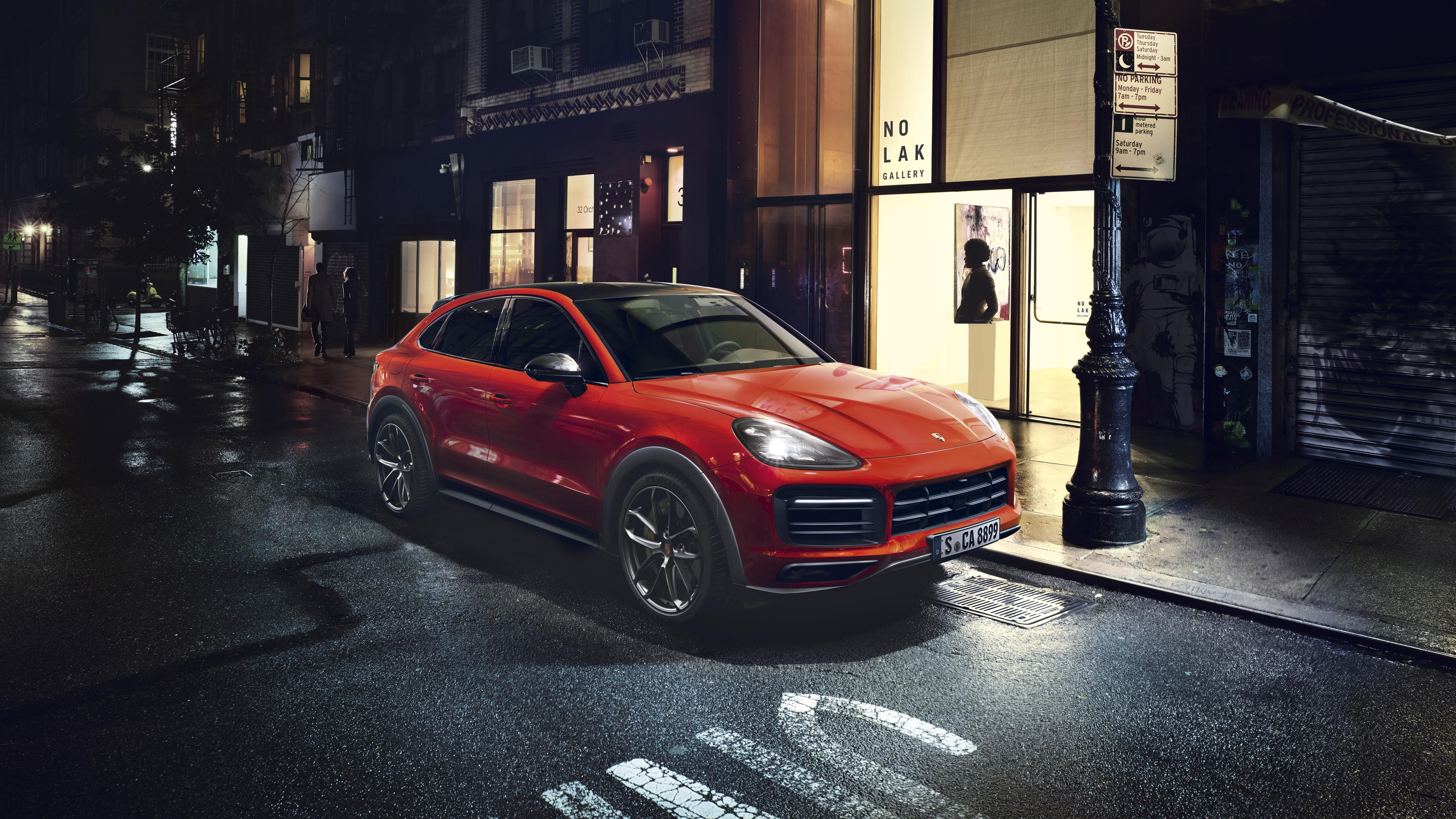 Porsche Cayenne Coupe Wallpapers Wallpaper Cave