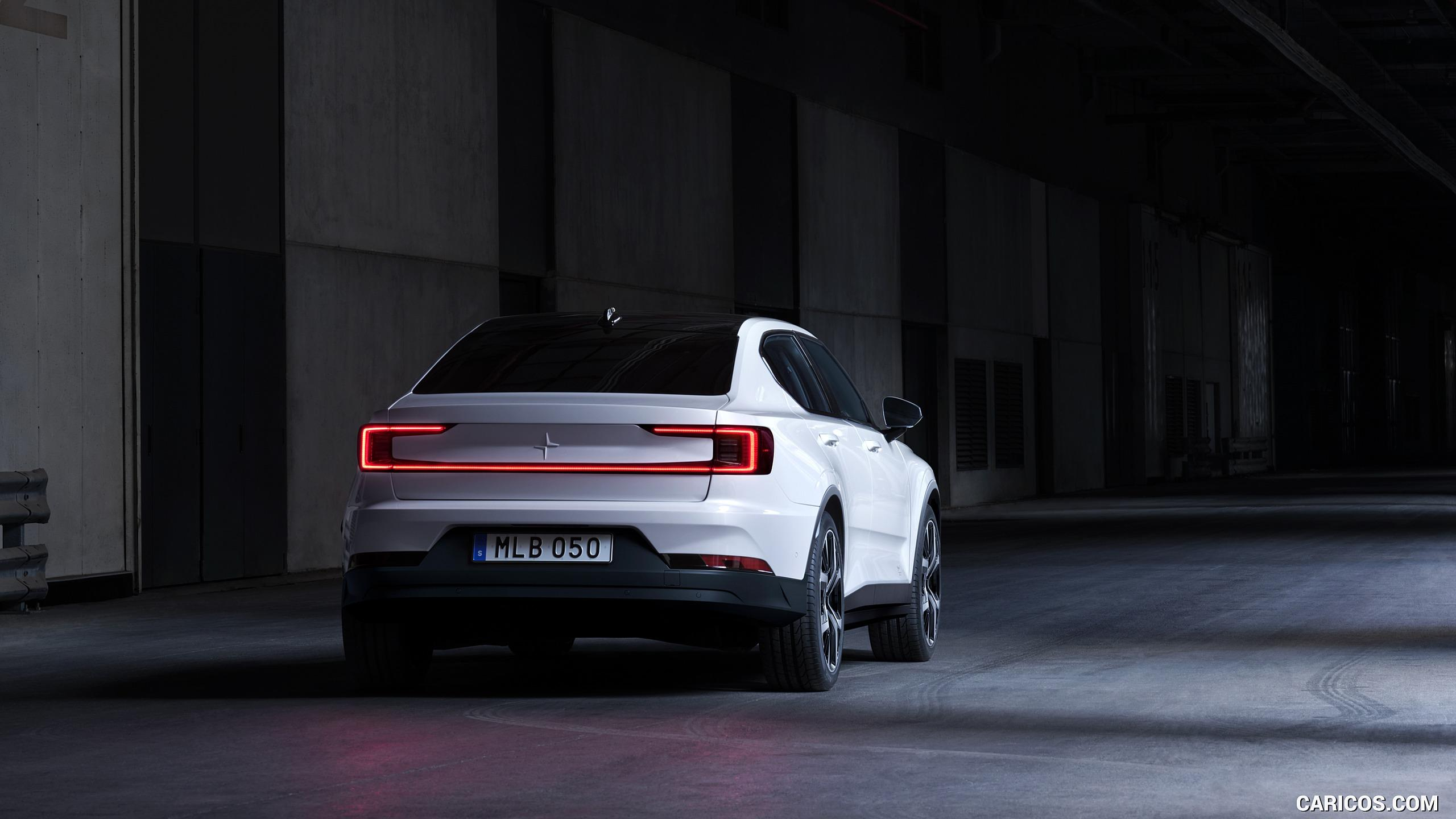 2020 Polestar 2 - Rear | HD Wallpaper #7