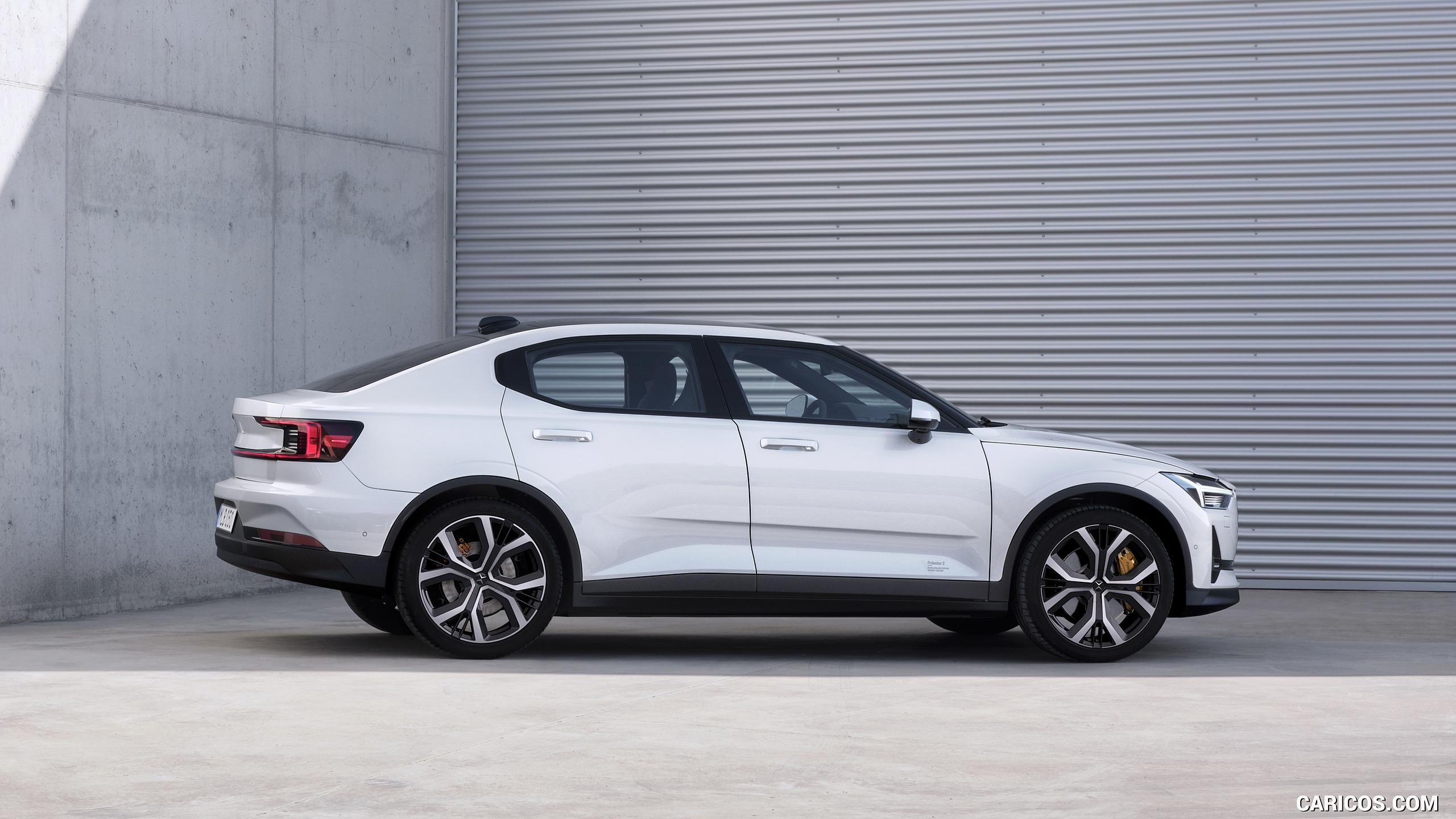 2020 Polestar 2 - Side | HD Wallpaper #4