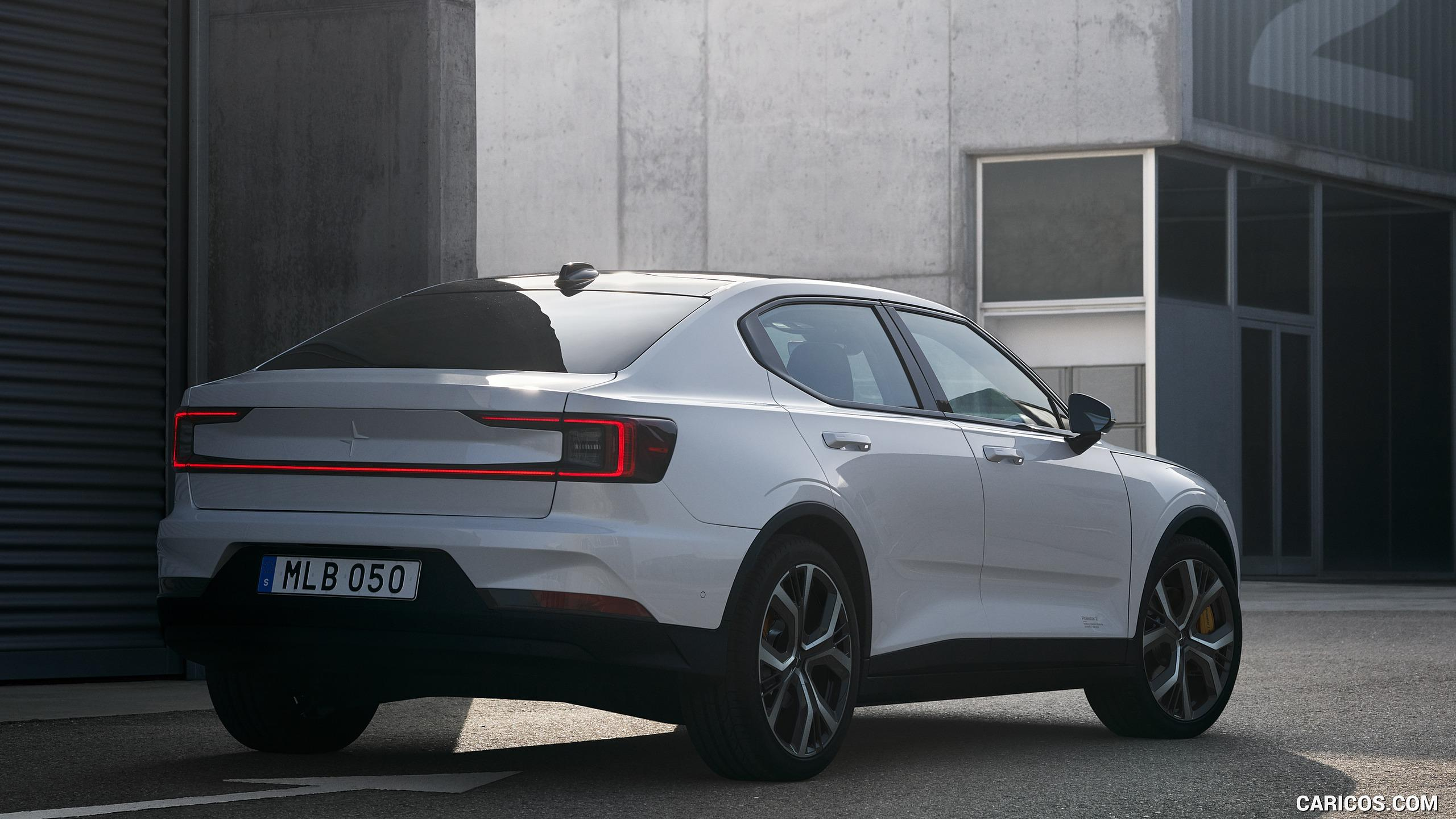 2020 Polestar 2 - Rear Three-Quarter | HD Wallpaper #6