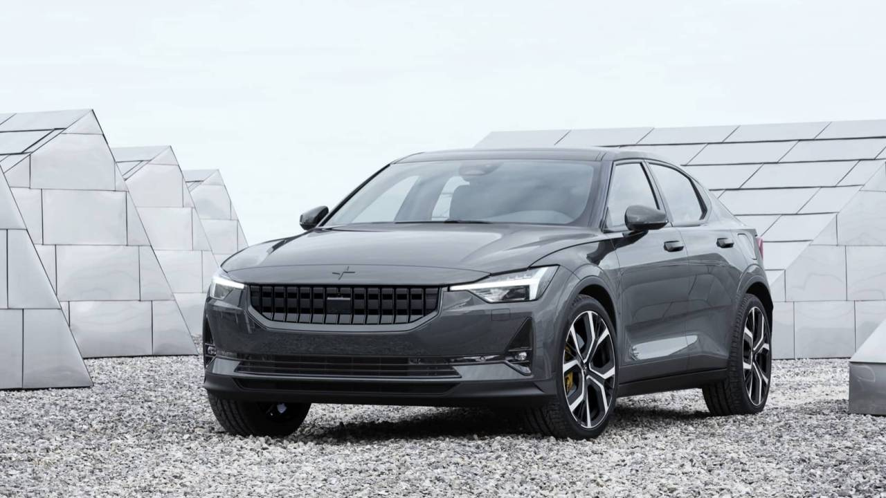The Polestar 2 is Tesla Model 3's first real competition - SlashGear