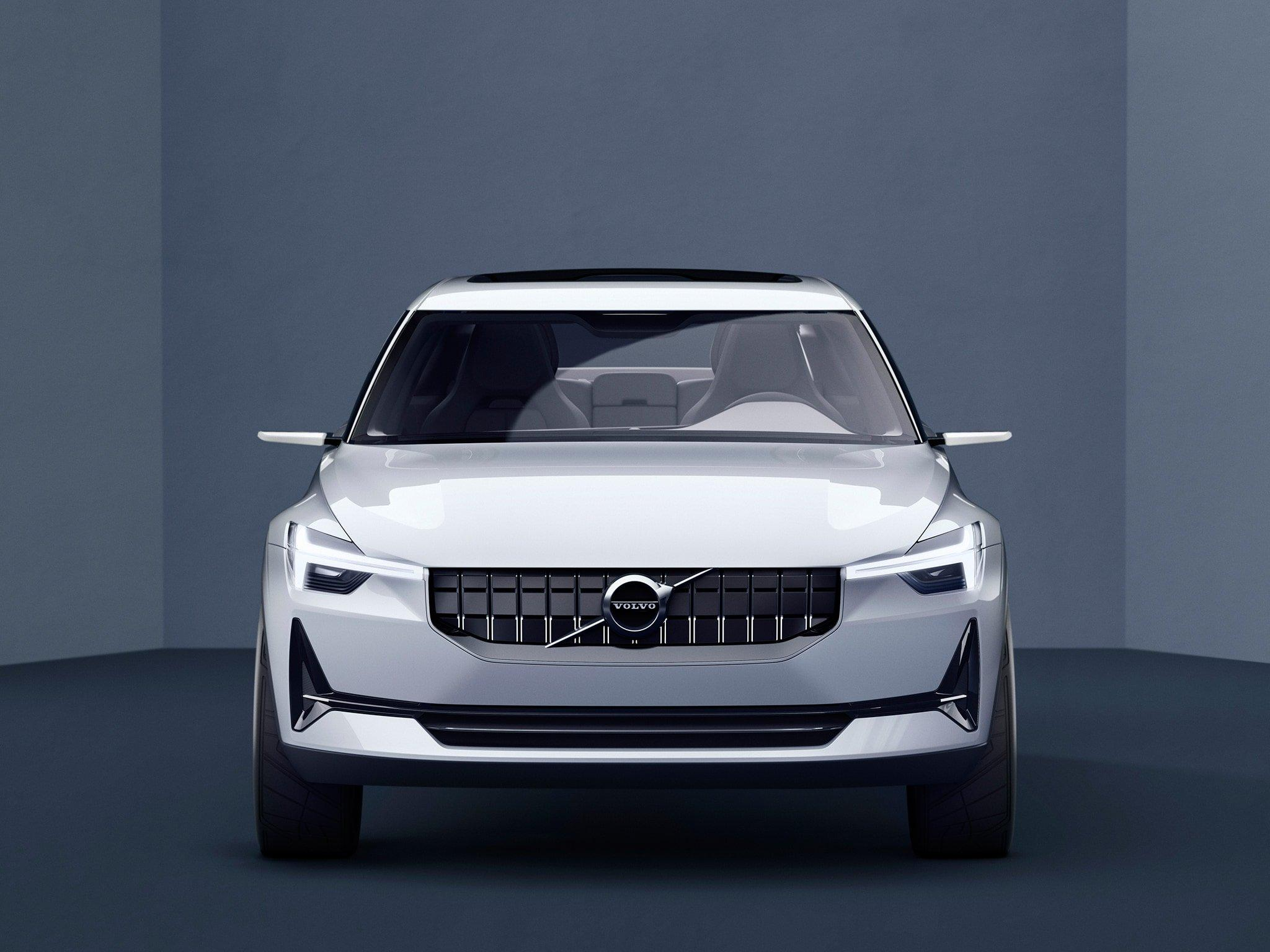 Polestar 2 From Volvo -- Electric Sedan With 350 Mile Range ...