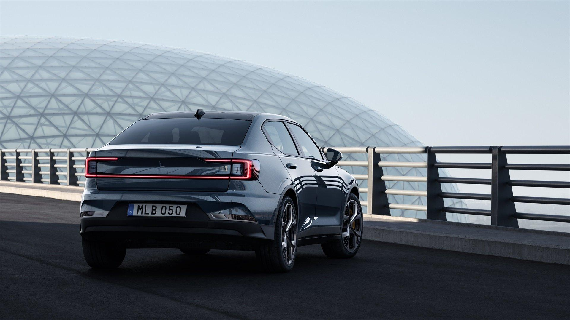 The Polestar 2 Will Bring Electric Luxury & Performance In 2020 ...