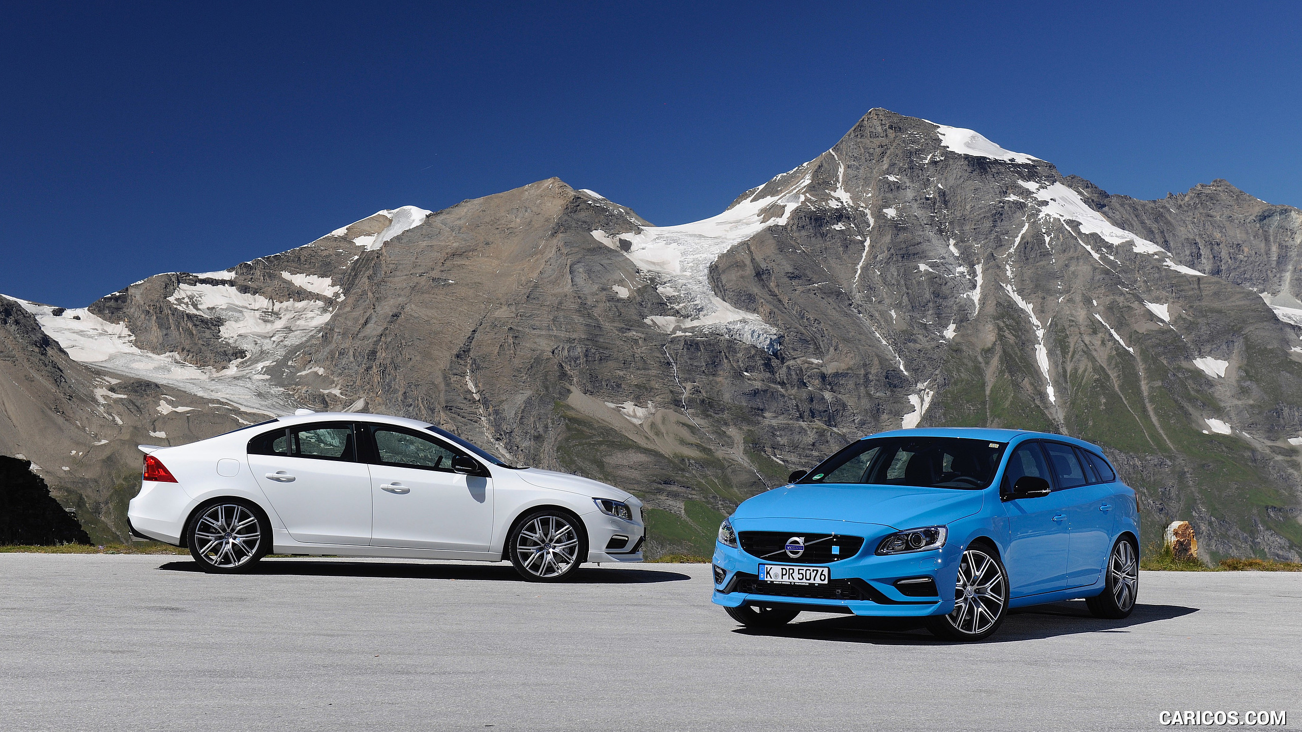 2017 Volvo S60 and V60 Polestar | HD Wallpaper #2