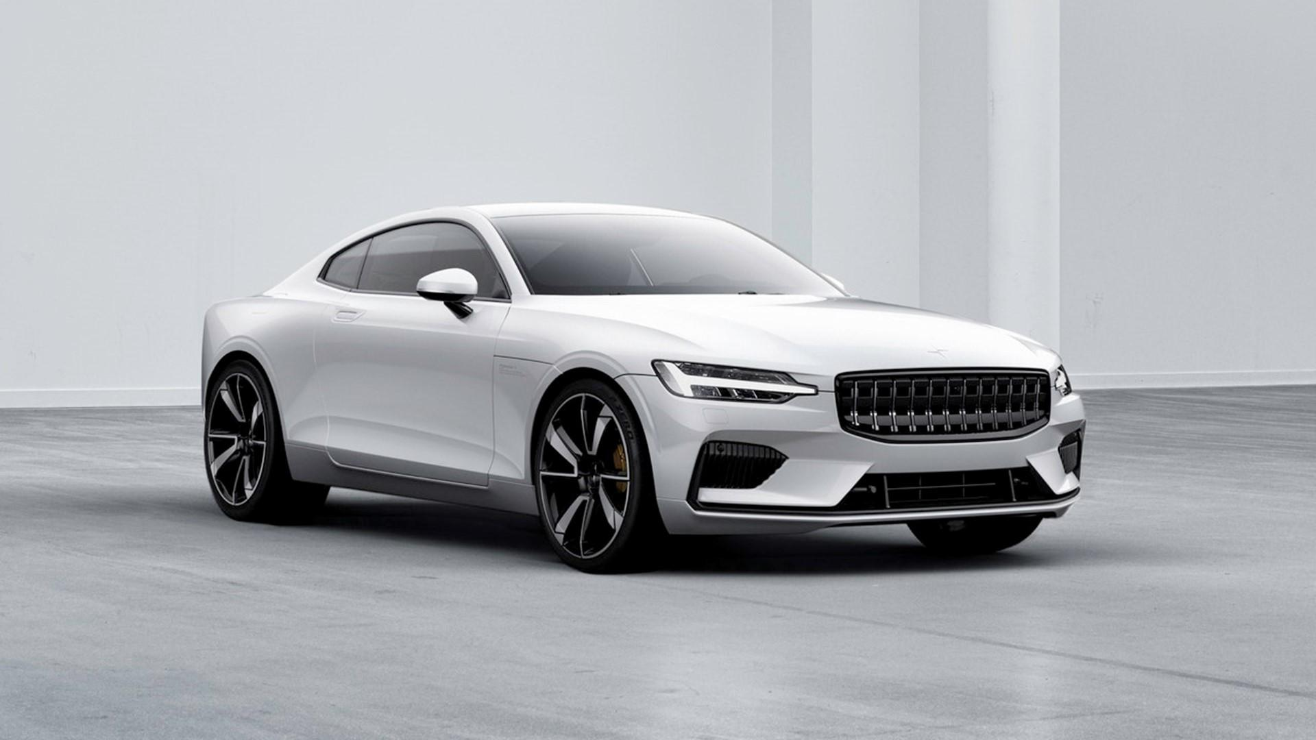 Volvo Launches New Polestar Brand