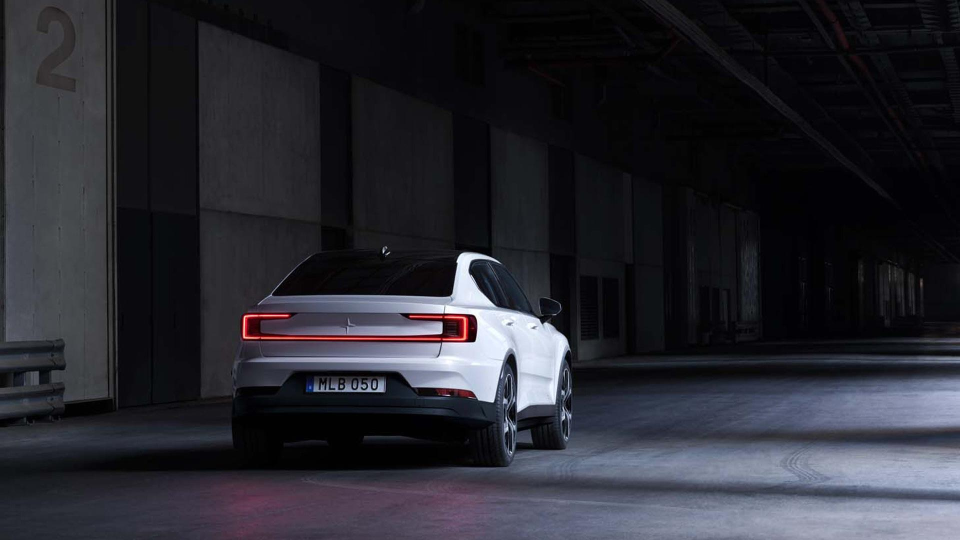 Polestar 2: 275-mile, 408-hp electric sport sedan makes debut