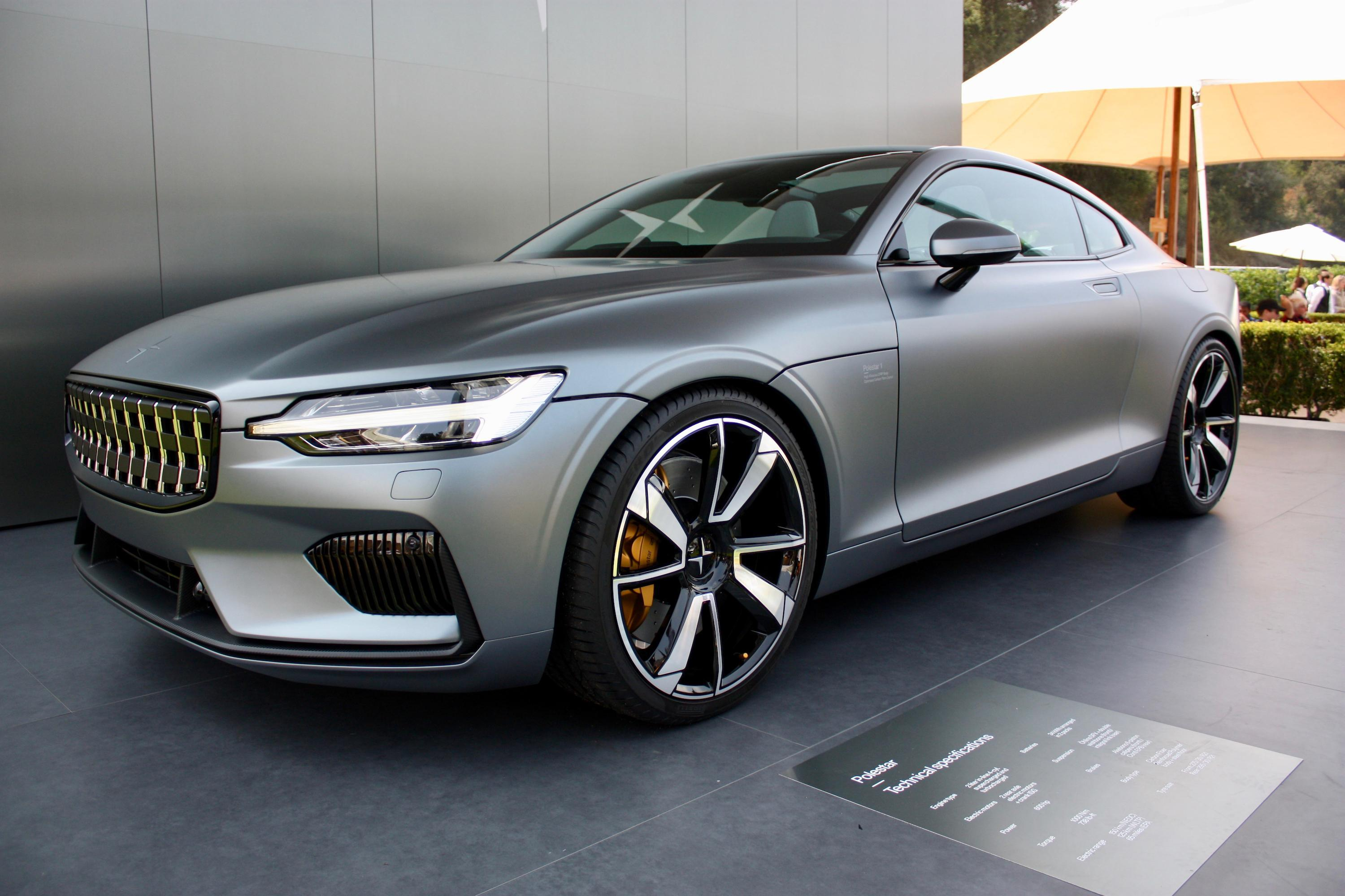 2018 Polestar 1 Pictures, Photos, Wallpapers And Video. | Top Speed