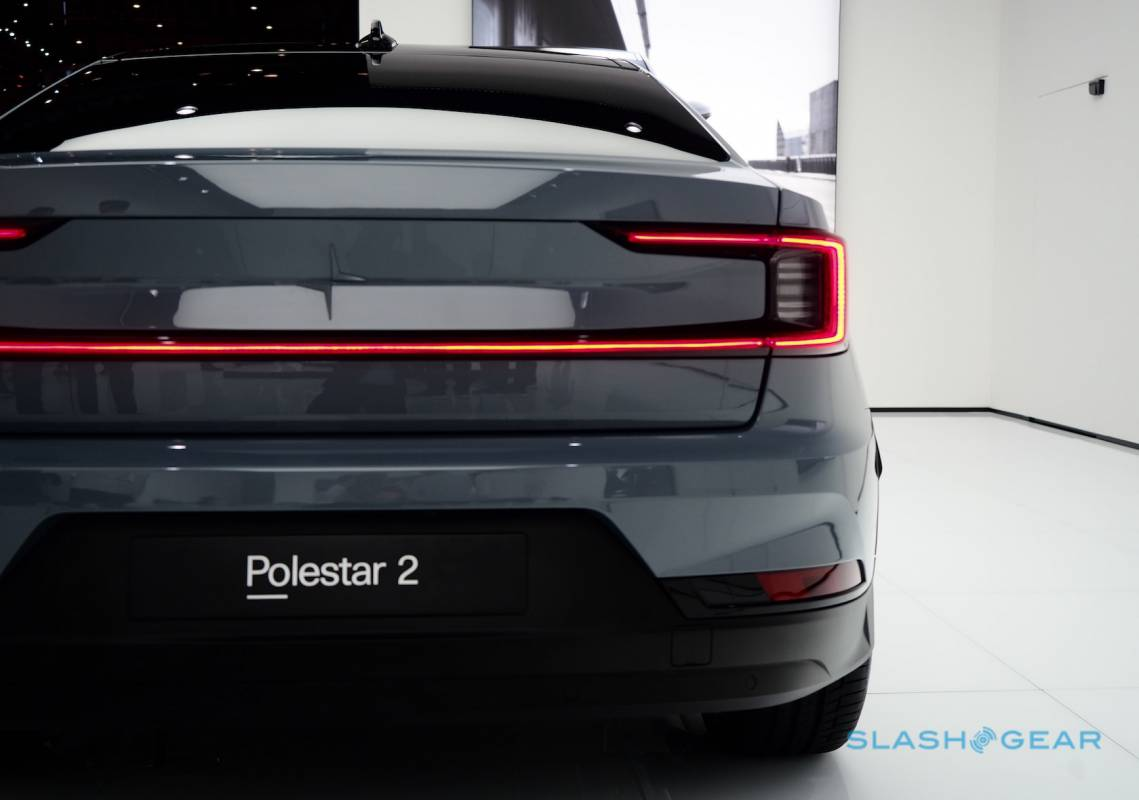 Polestar 2 First Look: The Model 3 fighter is super-slick - SlashGear