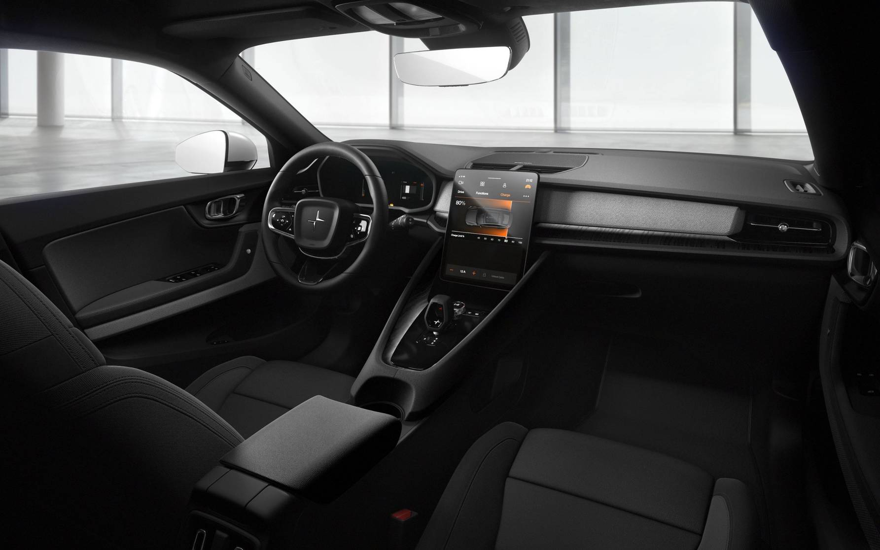 Volvo announces the all-electric Polestar 2, an attractive ...