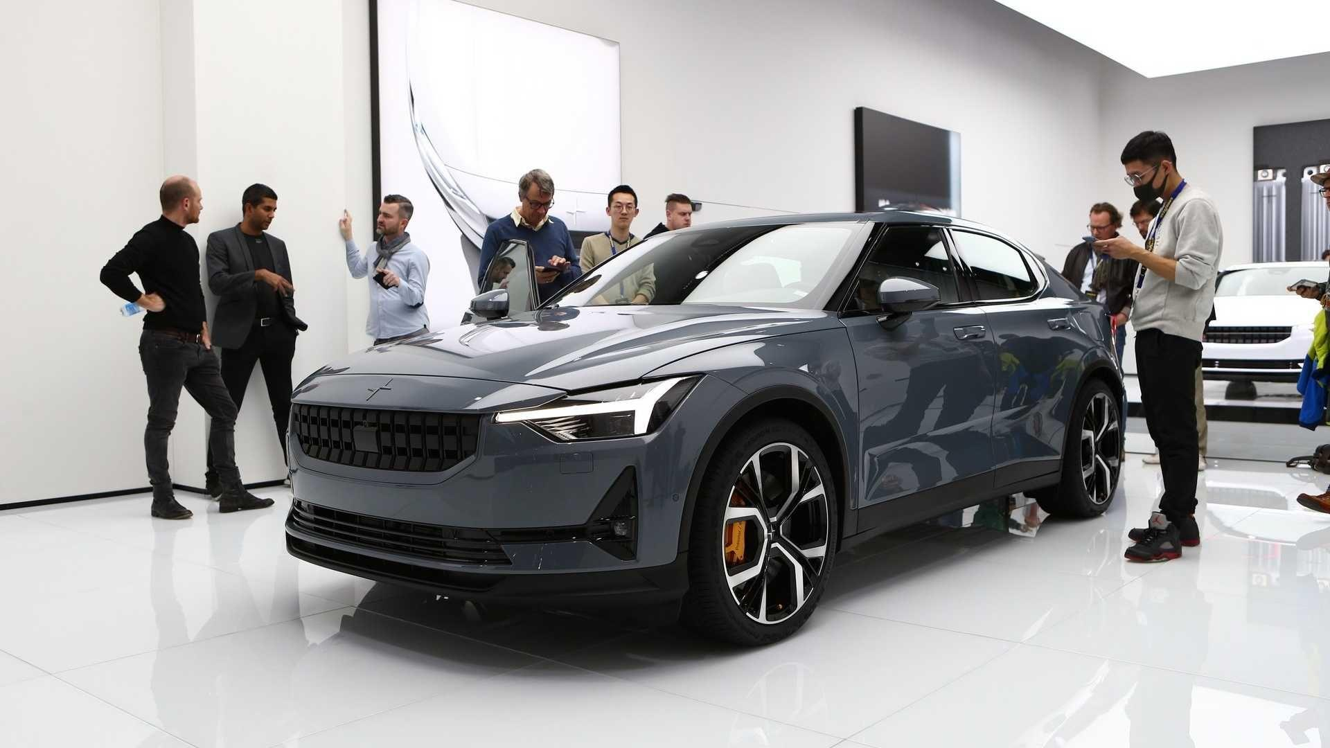 2020 Polestar 2: Live from the Geneva Motor Show