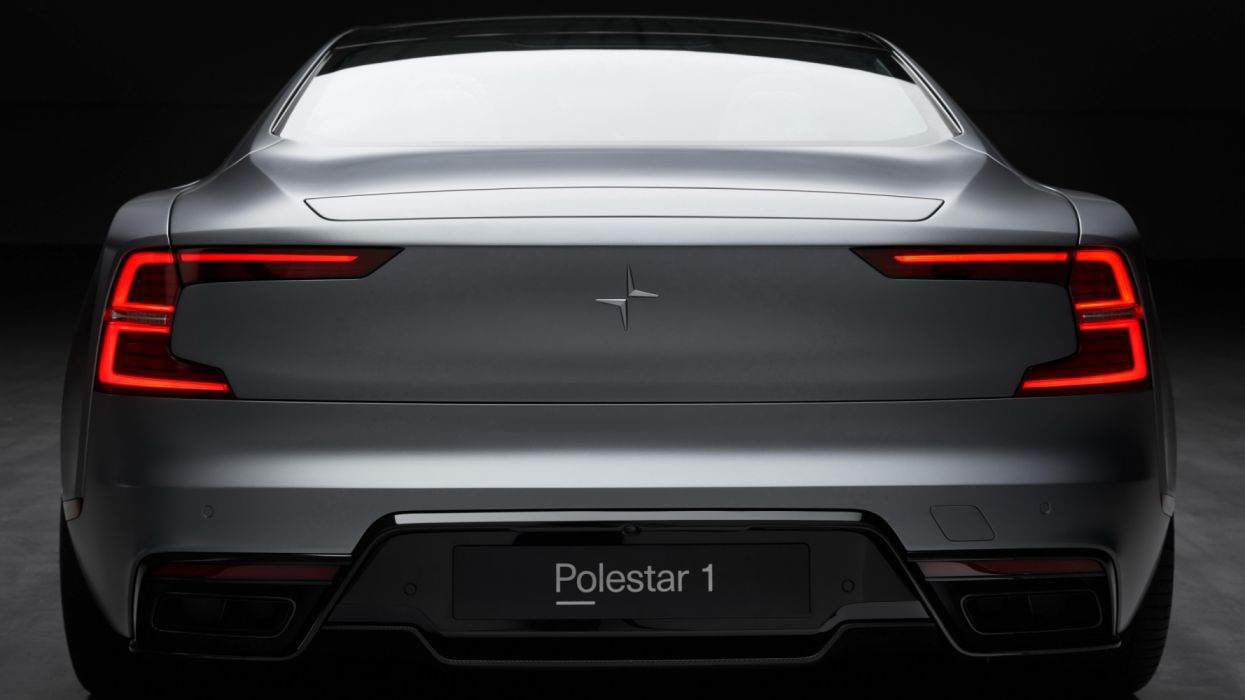 2019 polestar 1 4k 2-HD wallpaper | 4096x2304 | 1269258 | WallpaperUP