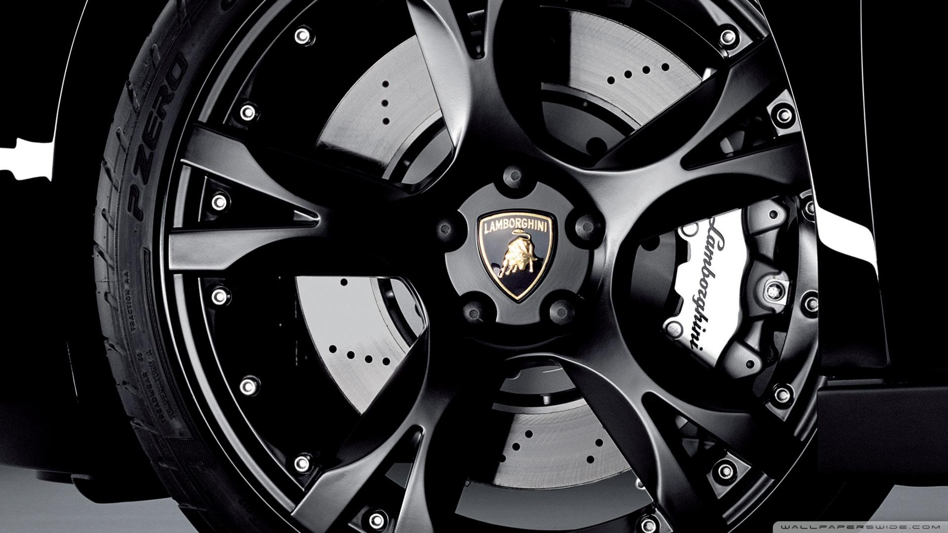 Lamborghini Wheel ❤ 4K HD Desktop Wallpapers for 4K Ultra HD TV