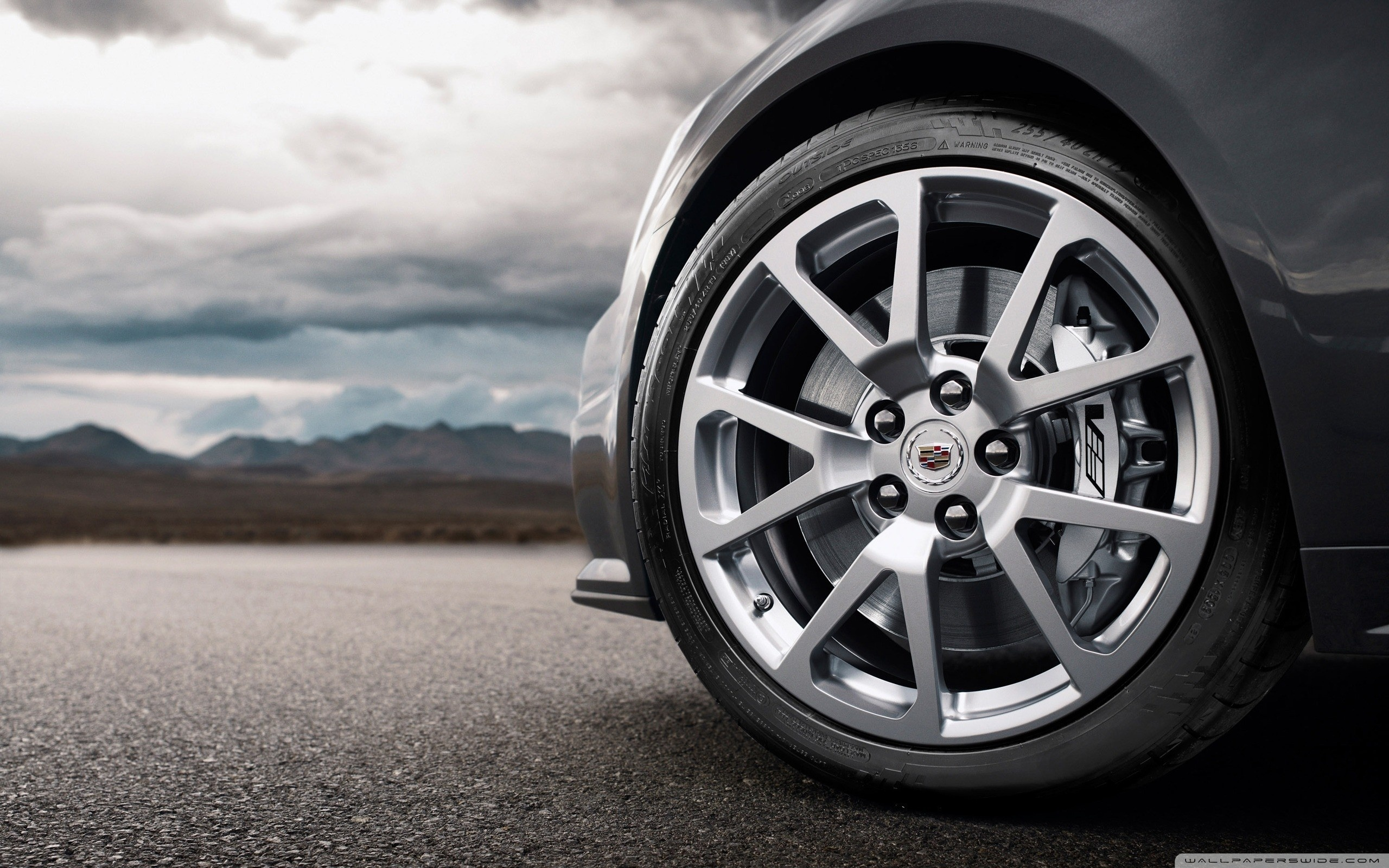Cadillac Wheel ❤ 4K HD Desktop Wallpapers for 4K Ultra HD TV