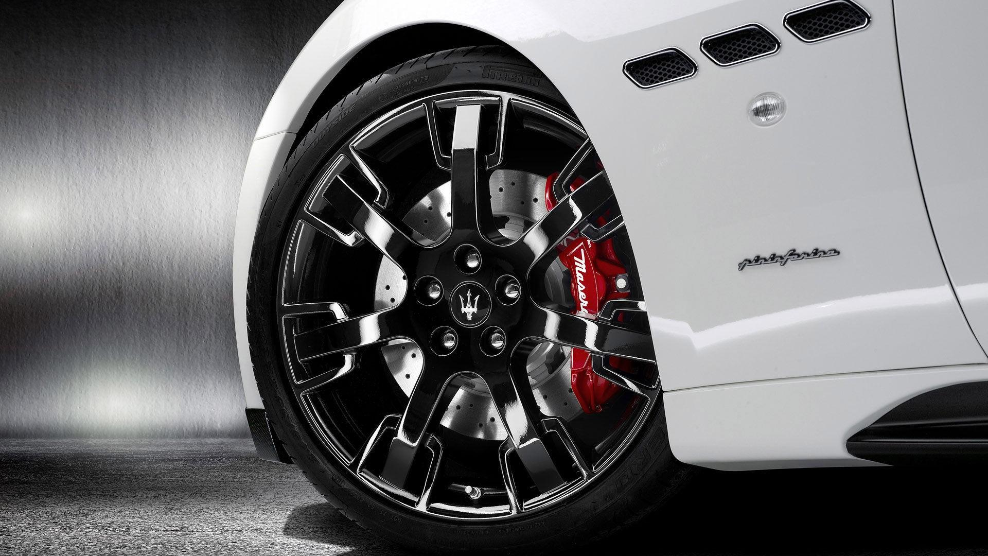 Maserati Car Wheel widescreen wallpapers