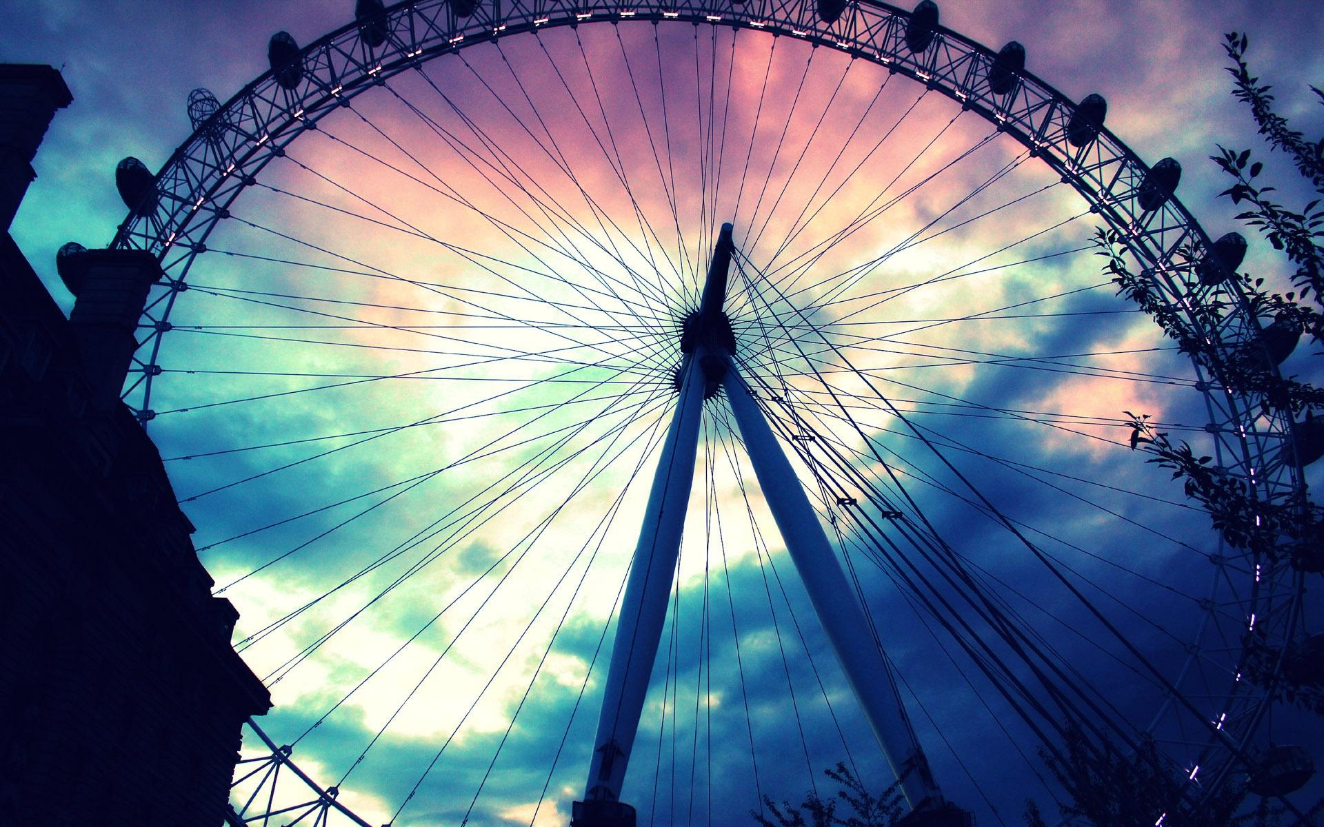 801097 Ferris Wheel Wallpapers