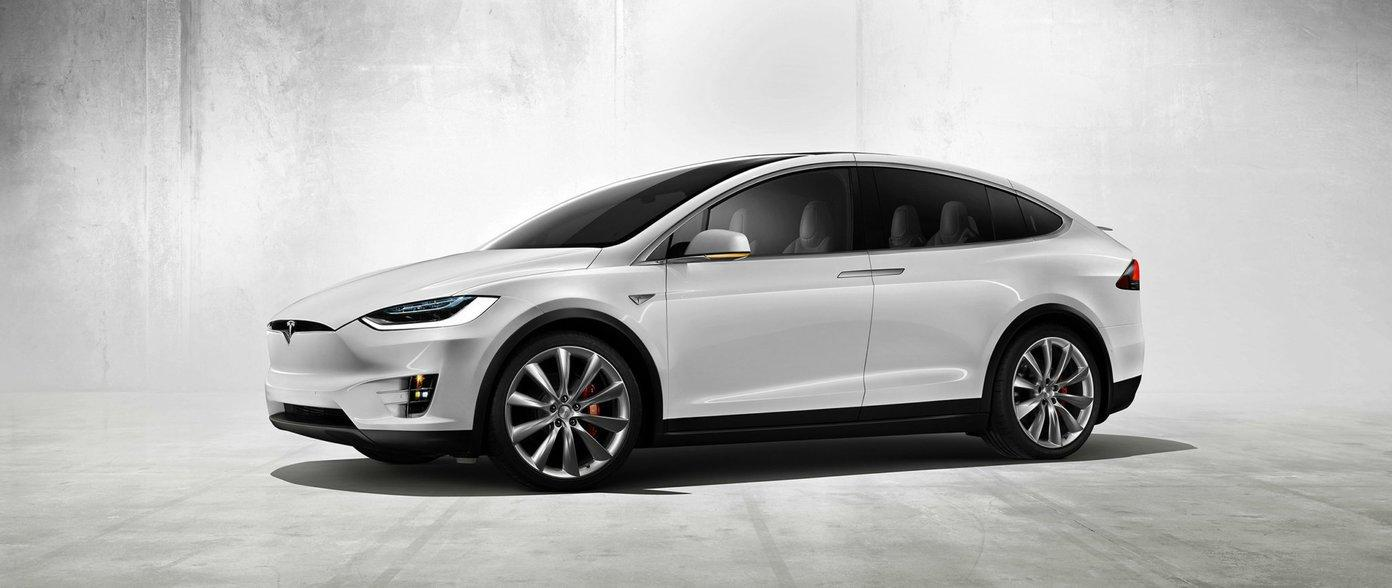 7 Cool Tesla Model X Wallpapers [4K, HD] You Should Get