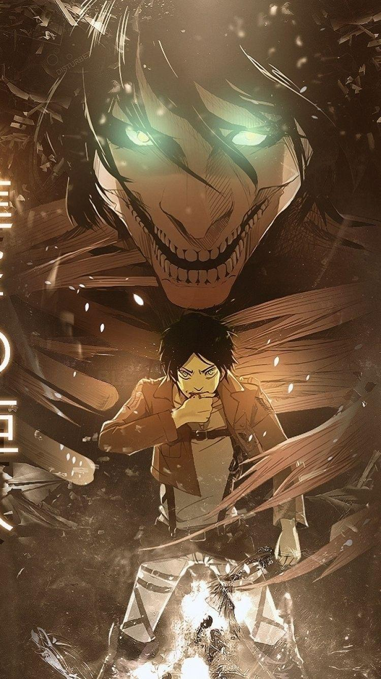 Aesthetic Attack On Titan Wallpapers Wallpaper Cave