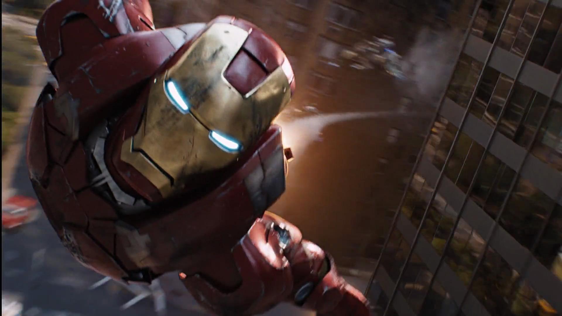Avengers Iron Man Wallpapers Wallpaper Cave