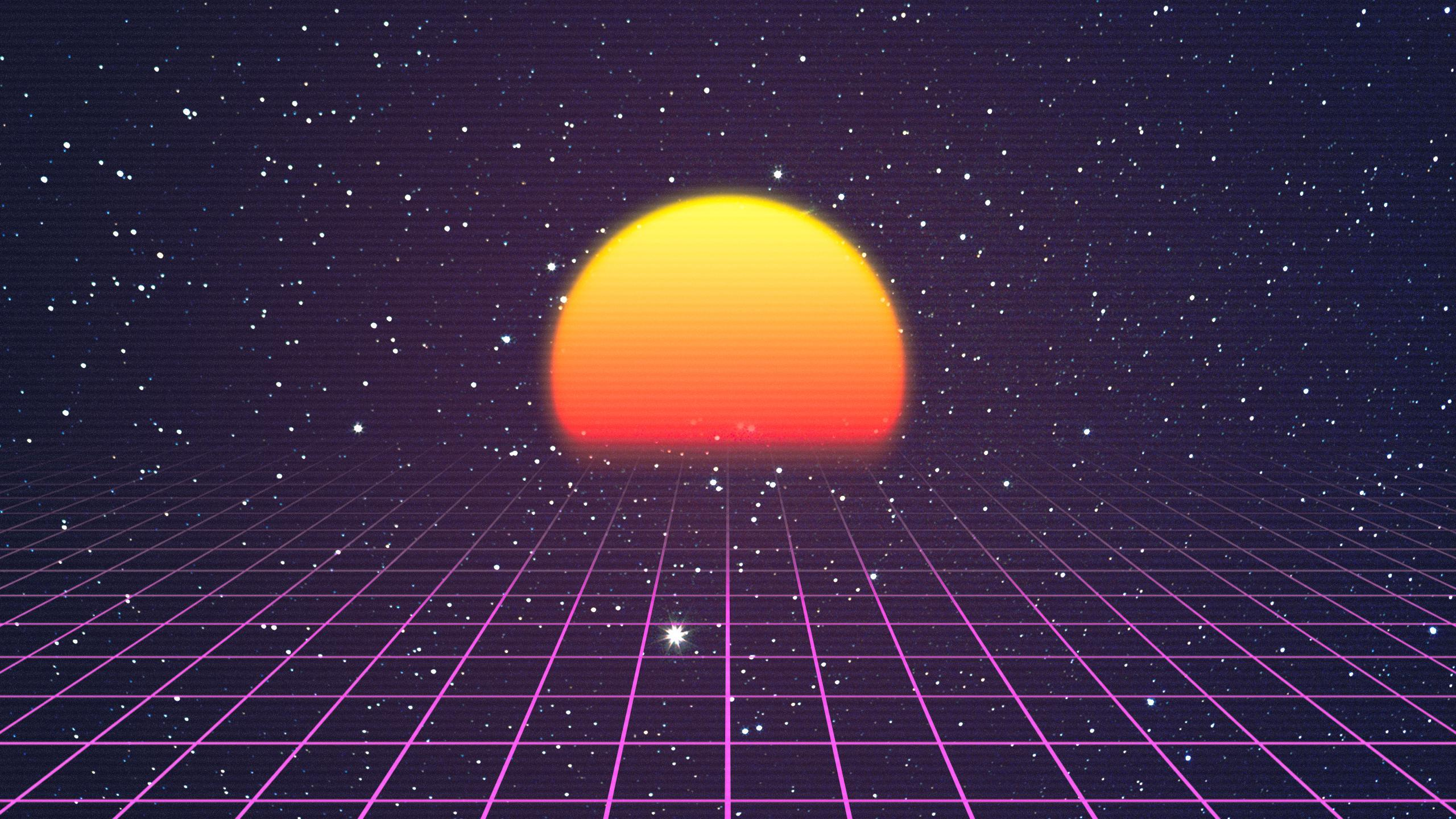 119 Retro Wave HD Wallpapers