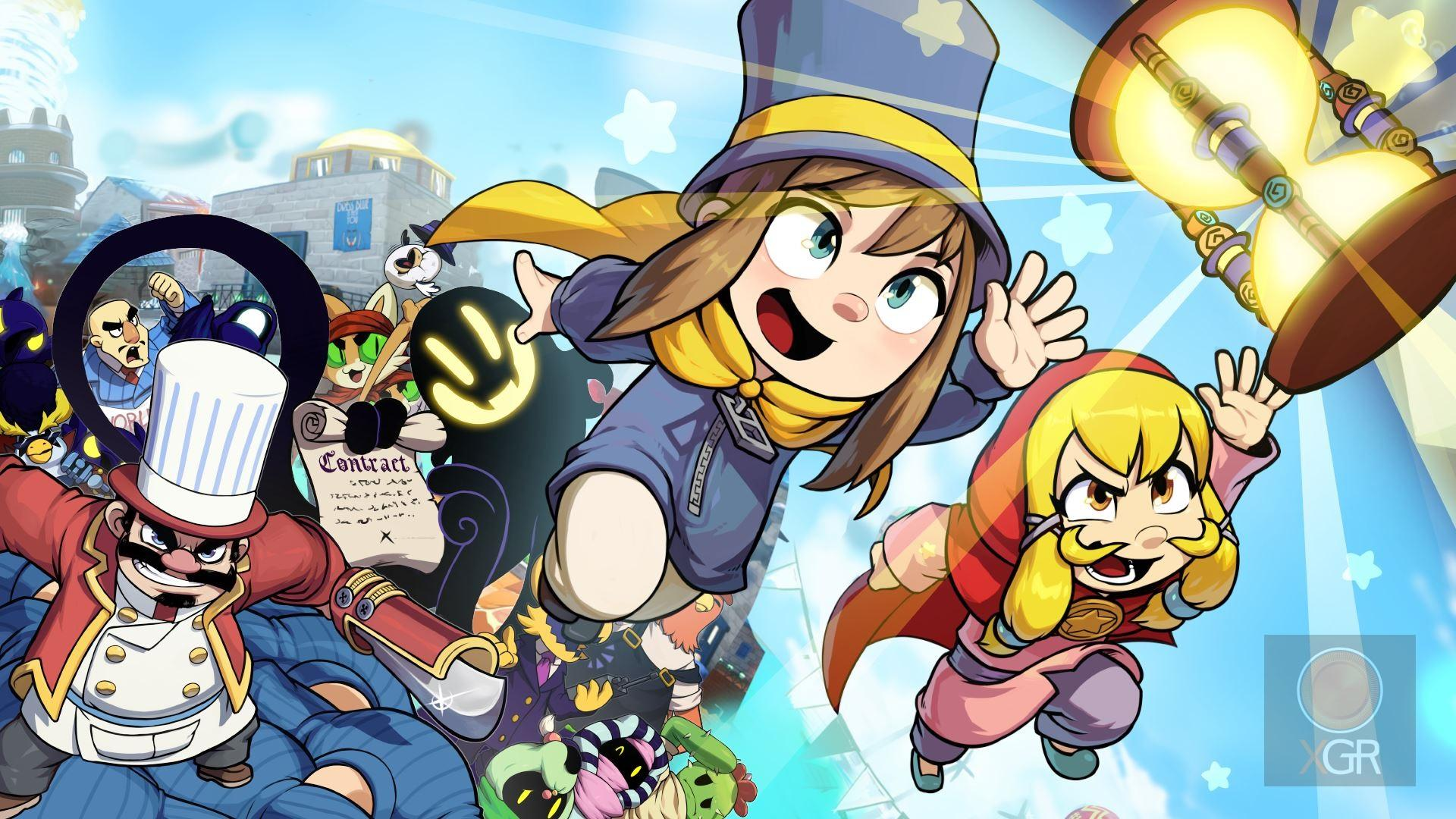 A Hat In Time Wallpapers Wallpaper Cave