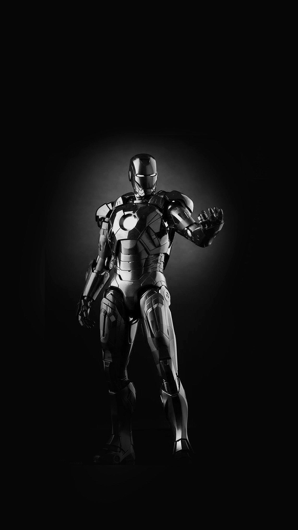 I Am Iron Man Wallpapers Wallpaper Cave