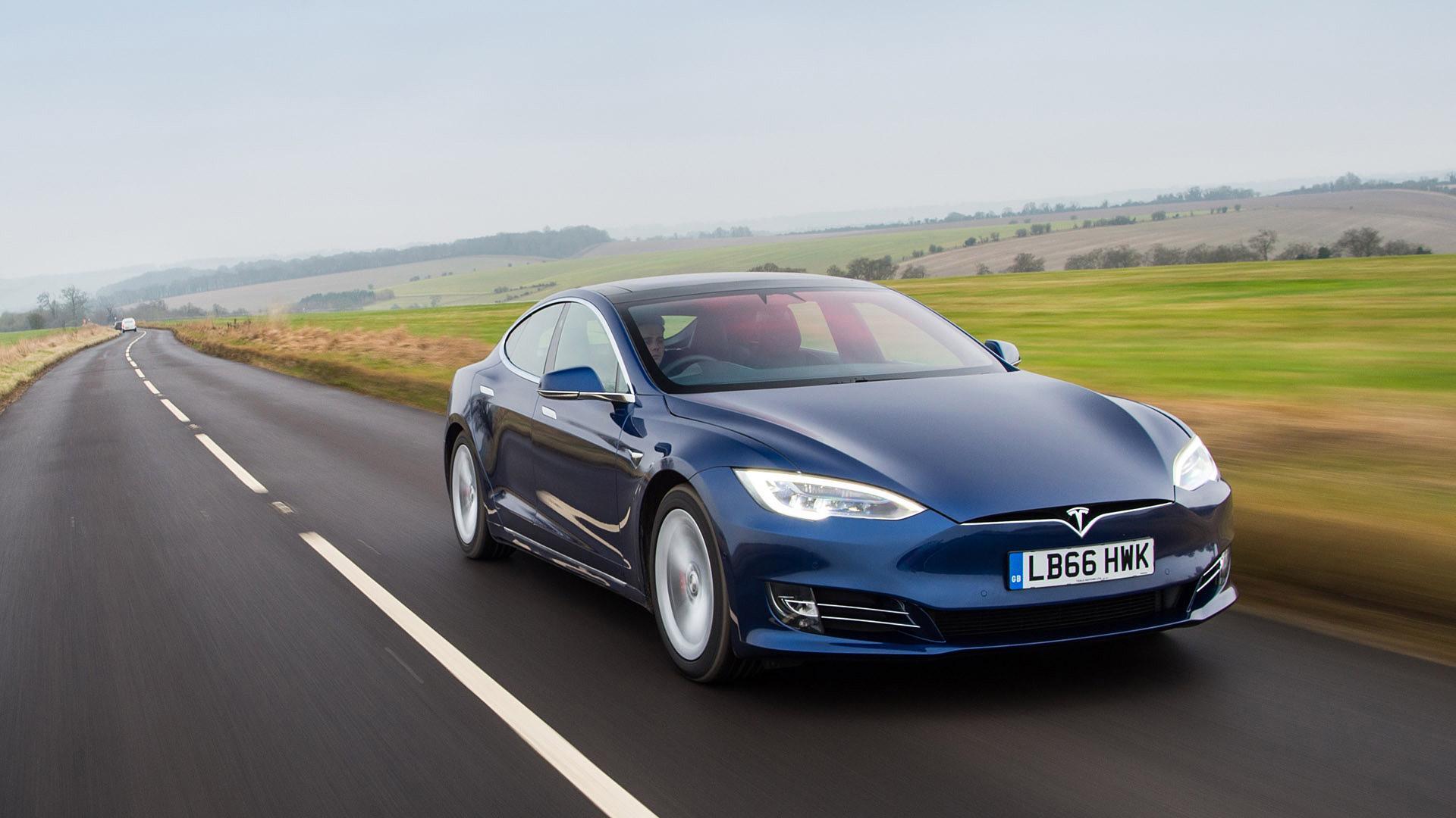 Tesla Model S Wallpapers Wallpaper Cave