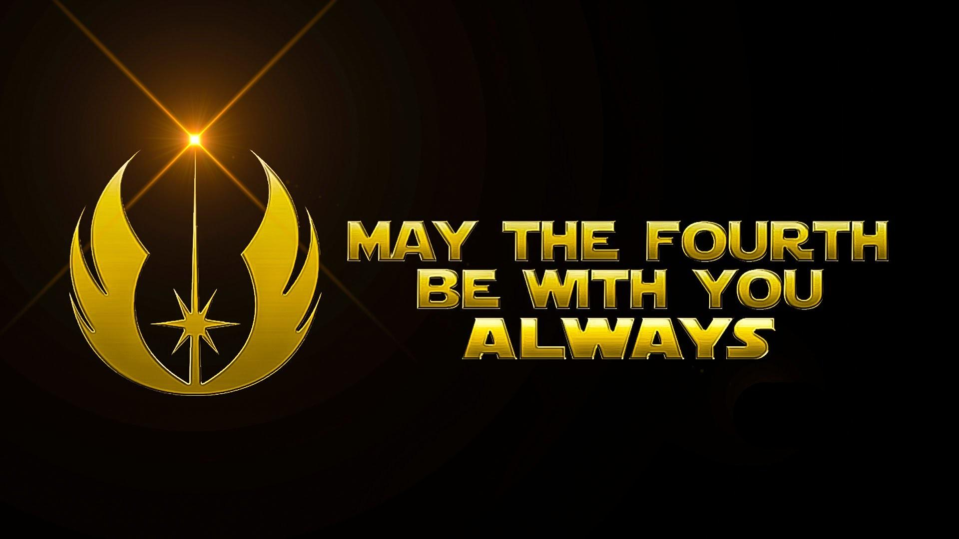 May The Fourth Be With You Wallpapers Wallpaper Cave