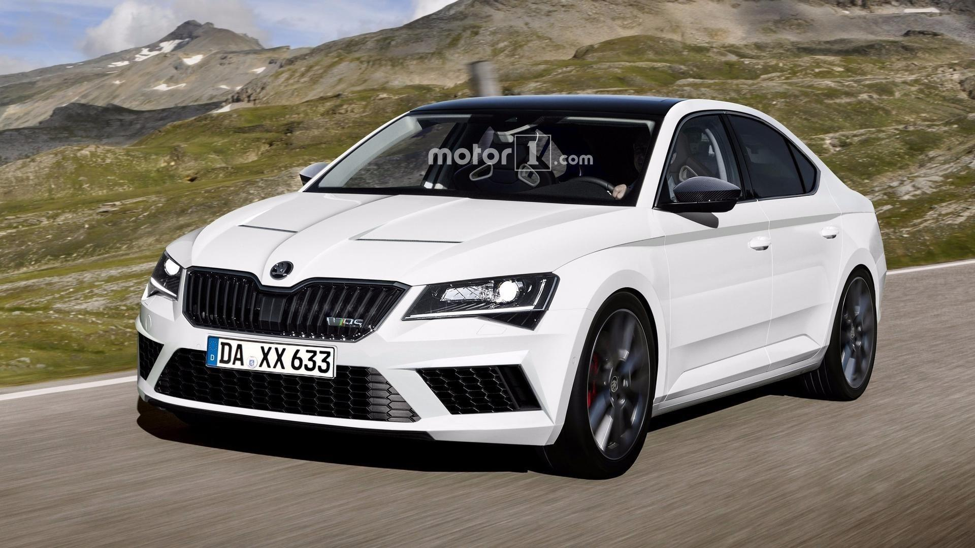 The Skoda Octavia Vrs 2019 Price, Design and Review