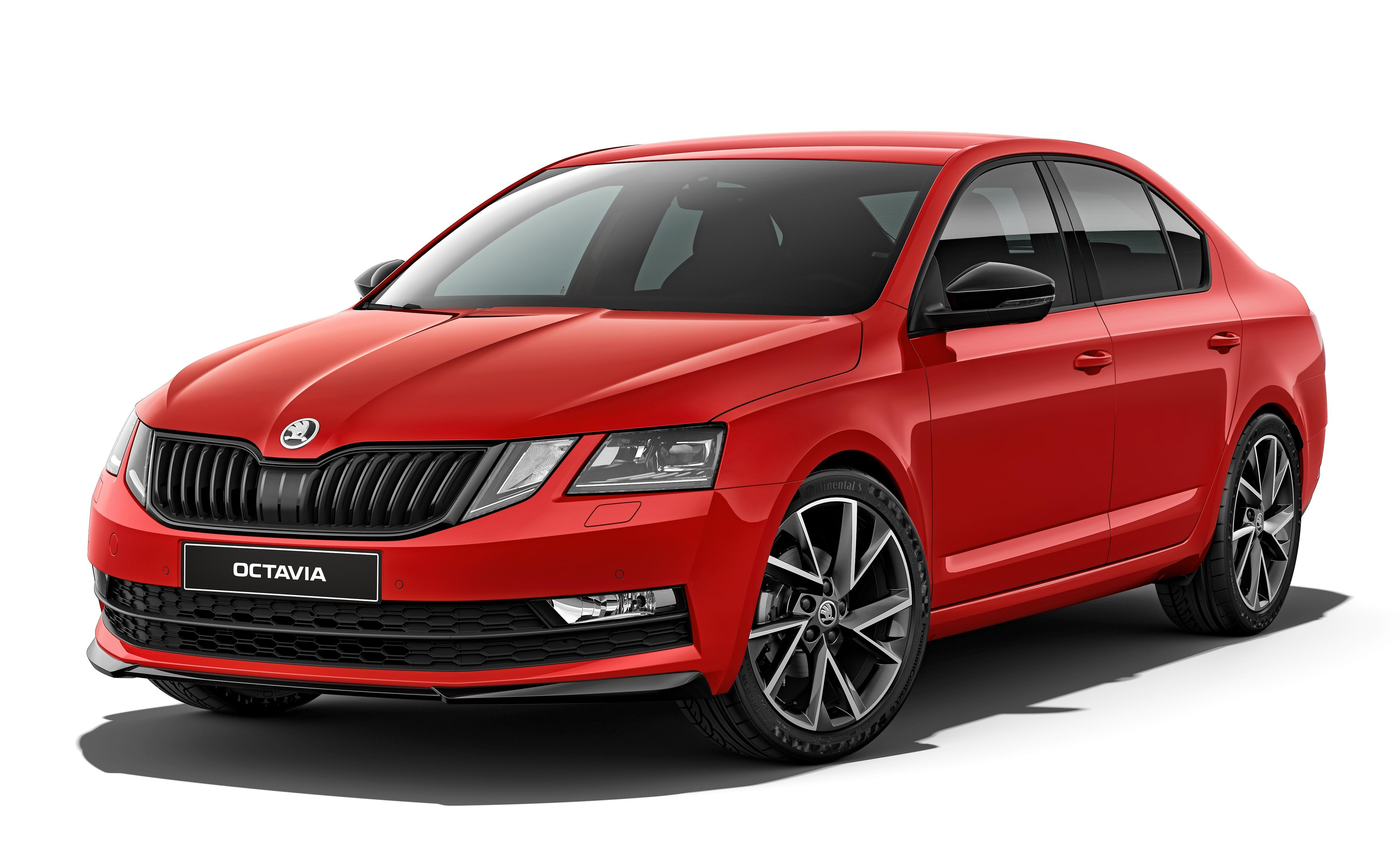 2019 Skoda Octavia Dynamic + Pictures, Photos, Wallpapers.