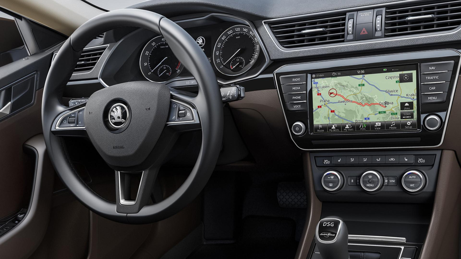 New Skoda Octavia 2019 Interior Wallpapers : New Release Car