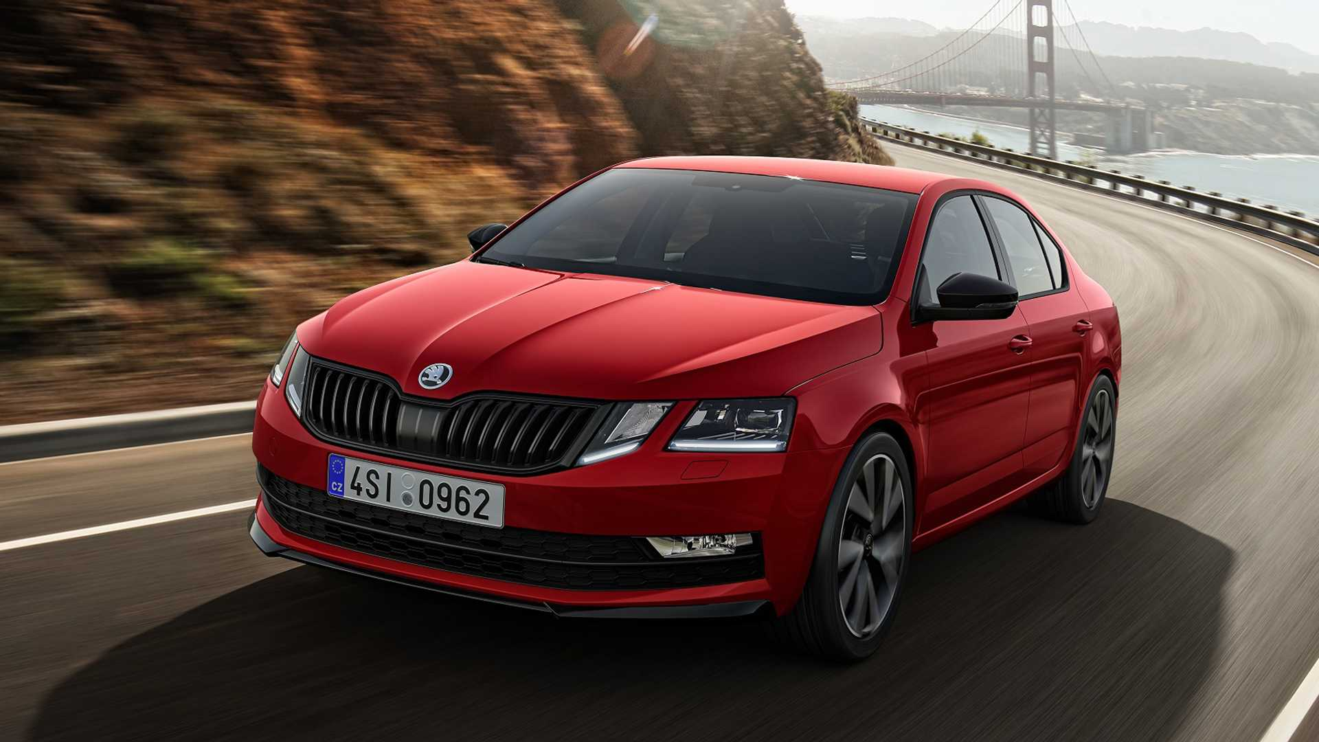 Skoda introduces £23,870 SportLine model to Octavia range