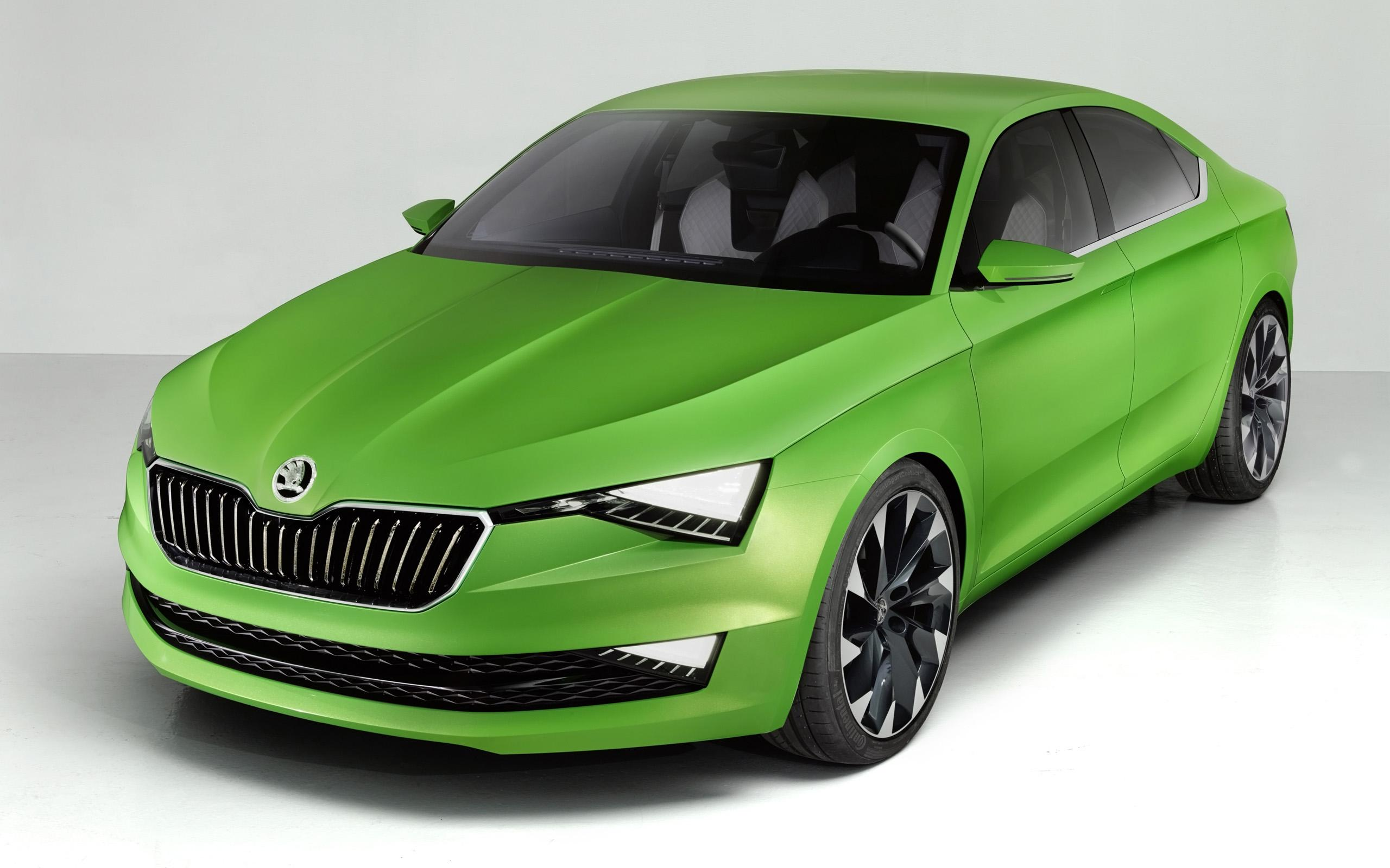 2014 Skoda VisionC Concept Wallpapers
