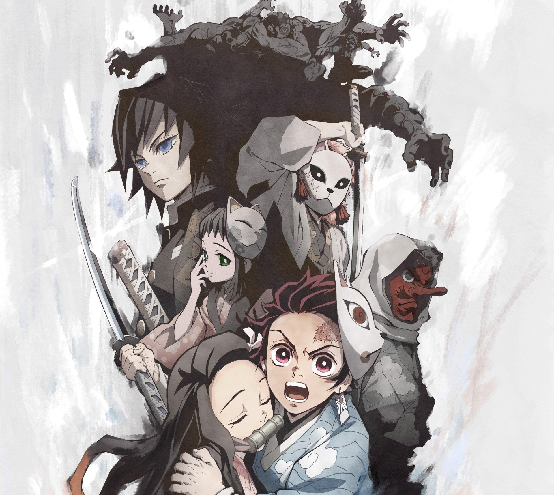 141 Demon Slayer: Kimetsu no Yaiba HD Wallpapers